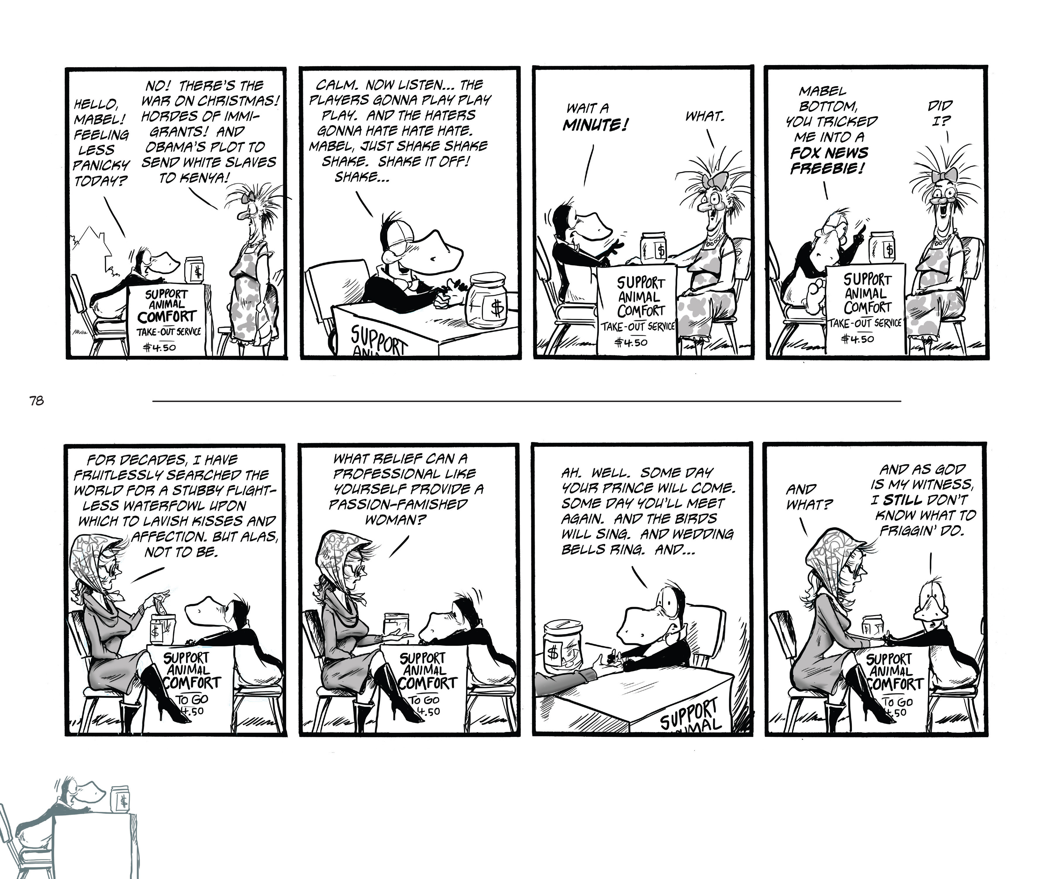 Read online Bloom County Episode XI: A New Hope comic -  Issue # Full - 80