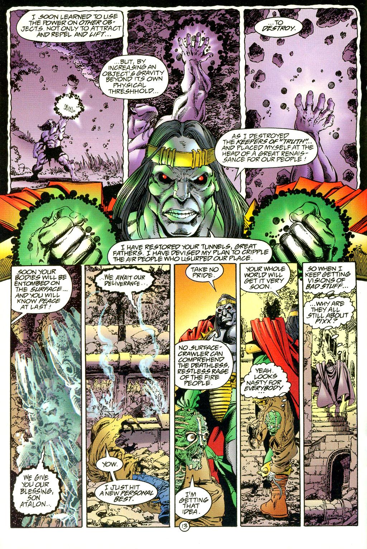 Read online UltraForce (1994) comic -  Issue #4 - 13