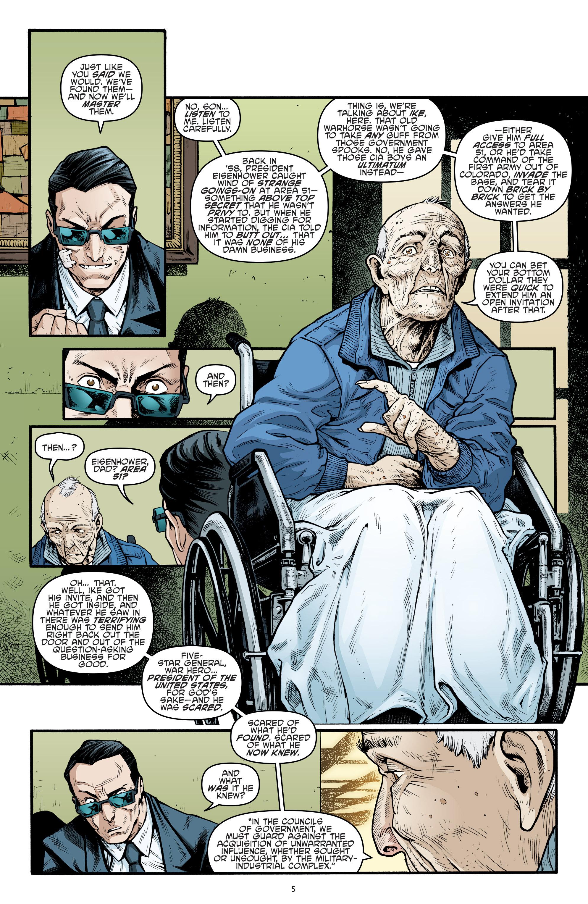 Read online Teenage Mutant Ninja Turtles (2011) comic -  Issue #69 - 7