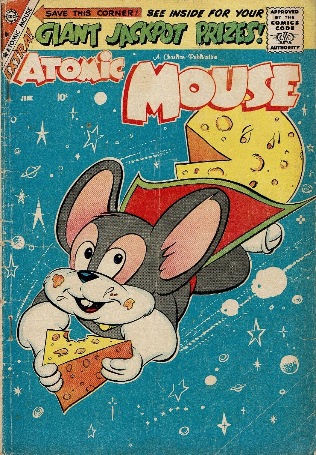 Atomic Mouse issue 31 - Page 1