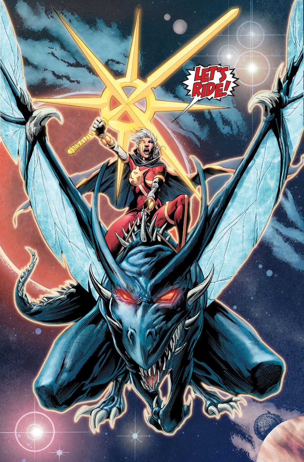 Annihilation: Conquest - Quasar issue 3 - Page 7