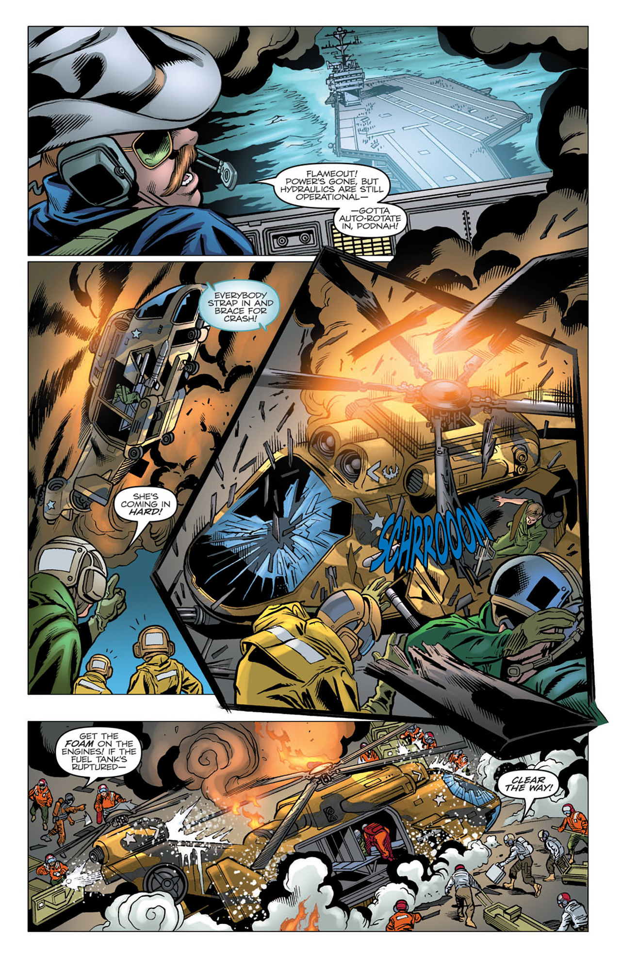 G.I. Joe: A Real American Hero 172 Page 23