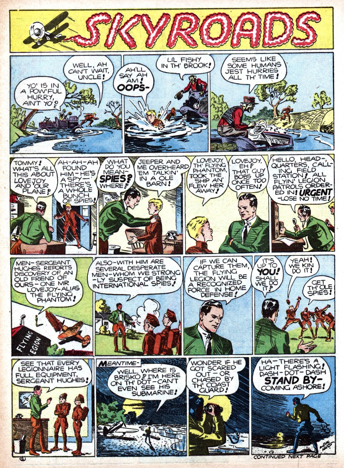 Read online Famous Funnies comic -  Issue #79 - 12