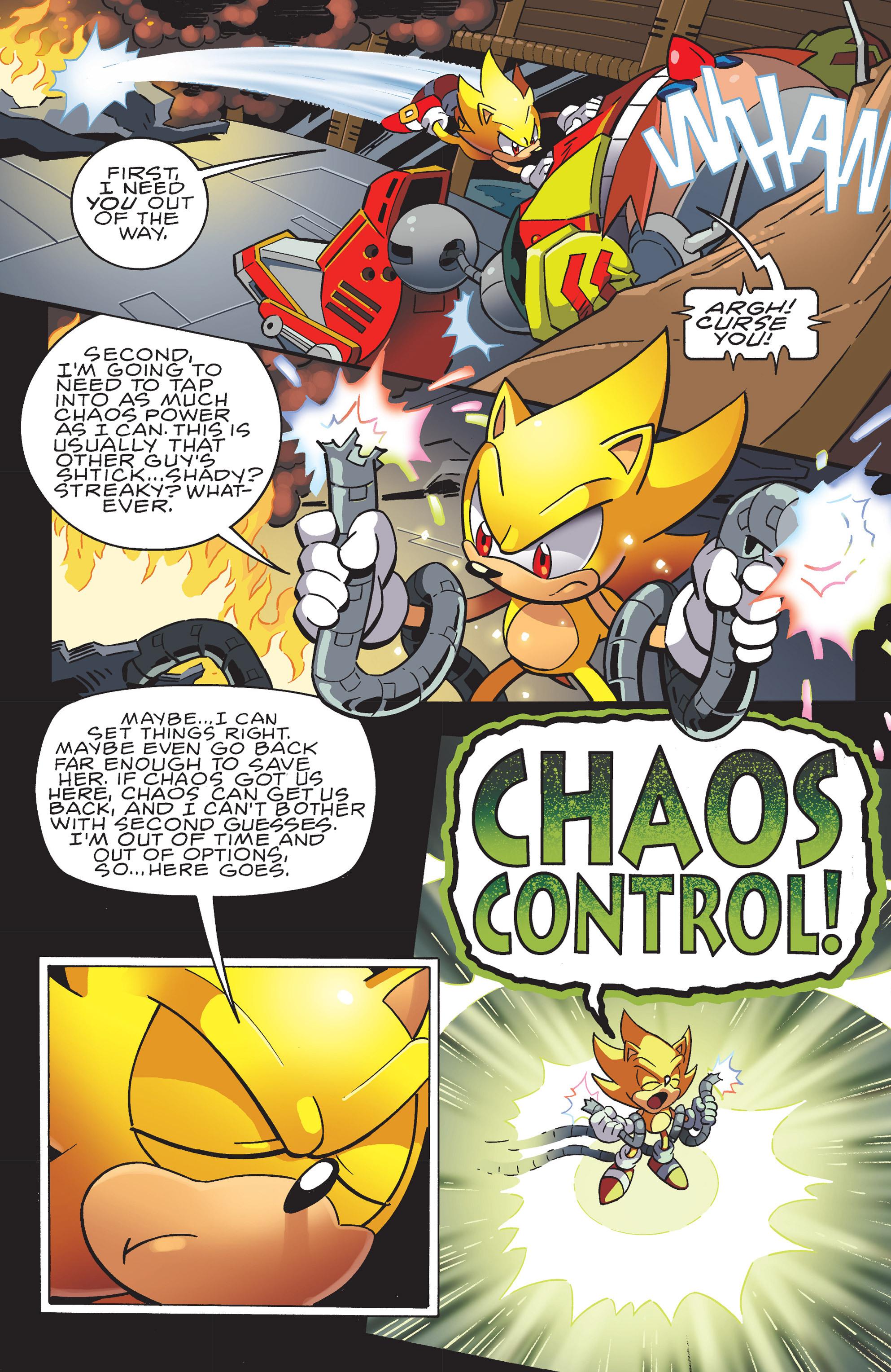 Read online Sonic Mega Man Worlds Collide comic -  Issue # Vol 3 - 40