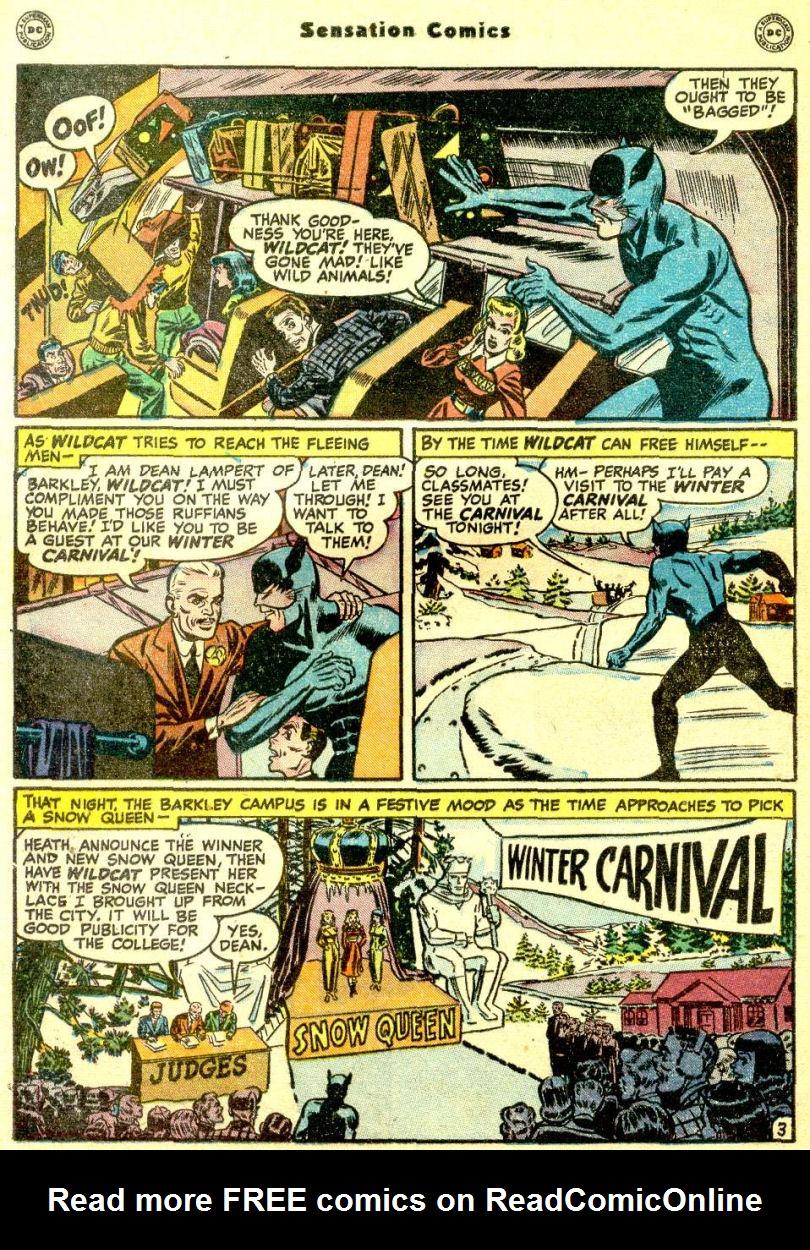 Read online Sensation (Mystery) Comics comic -  Issue #77 - 46