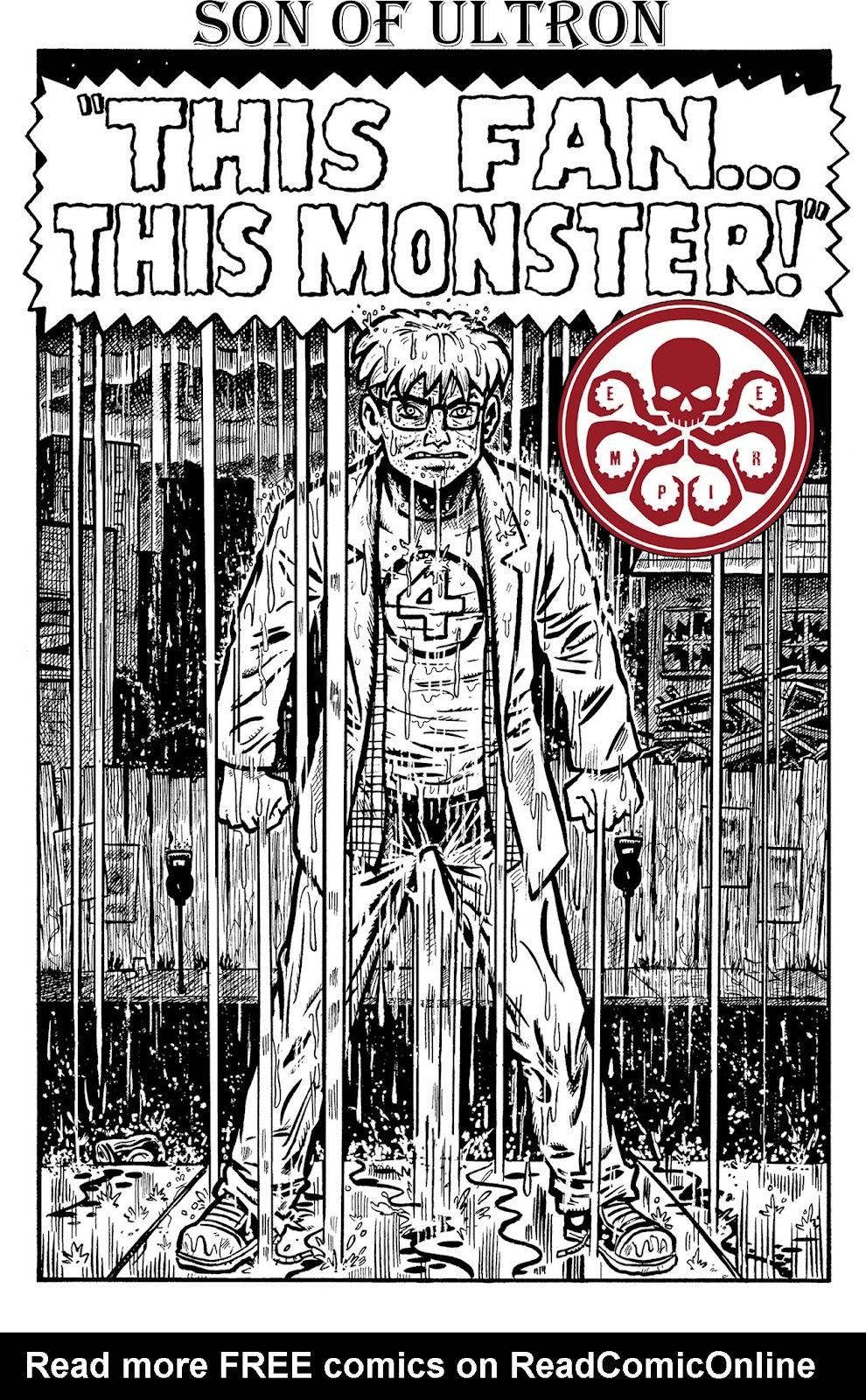 Read online Anthem comic -  Issue #2 - 22