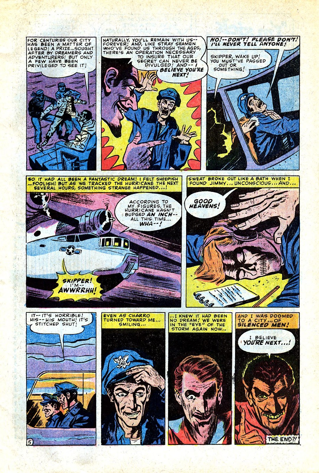 Chamber of Chills (1972) issue 10 - Page 9