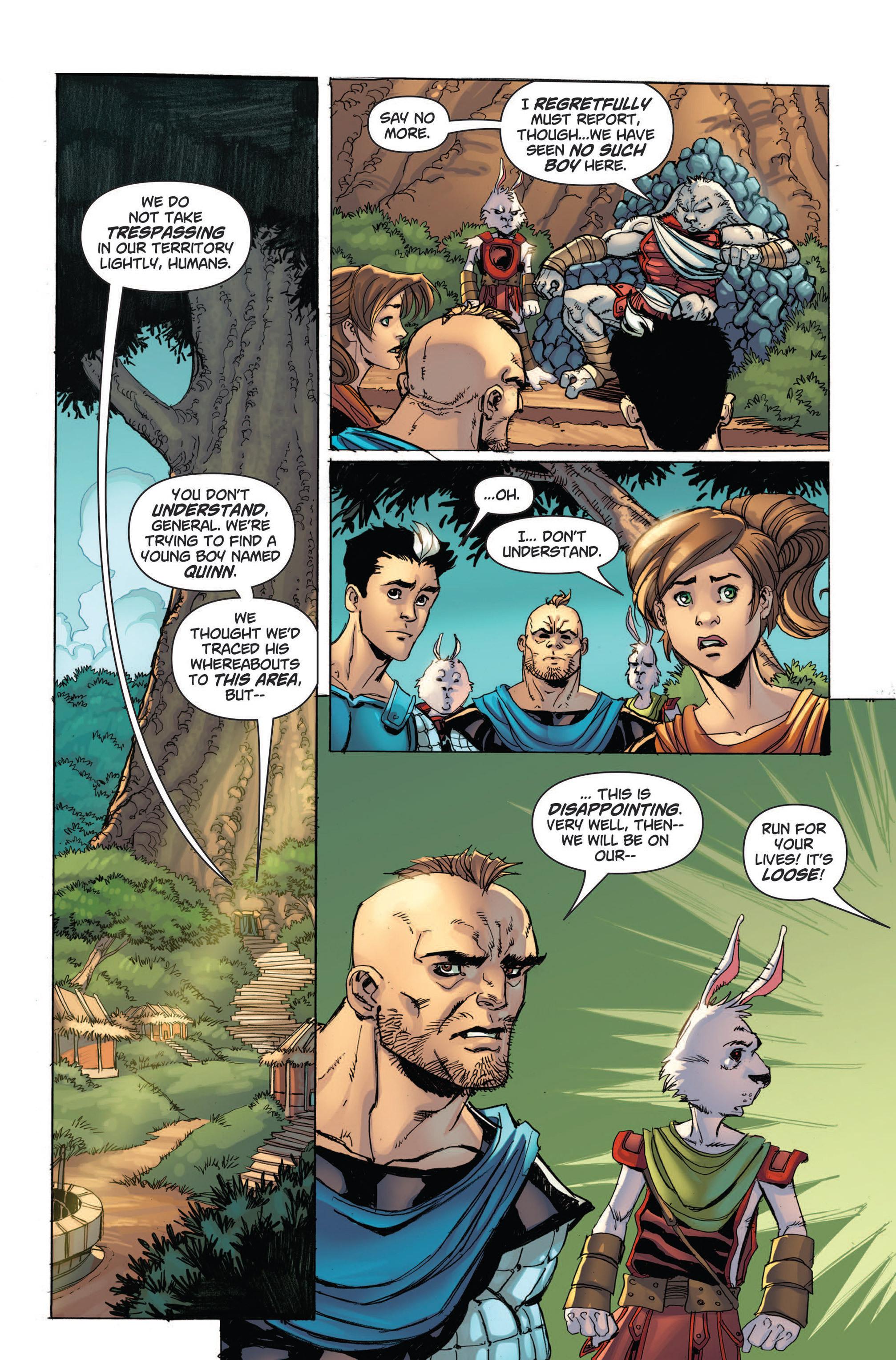 Read online Skyward comic -  Issue #4 - 19