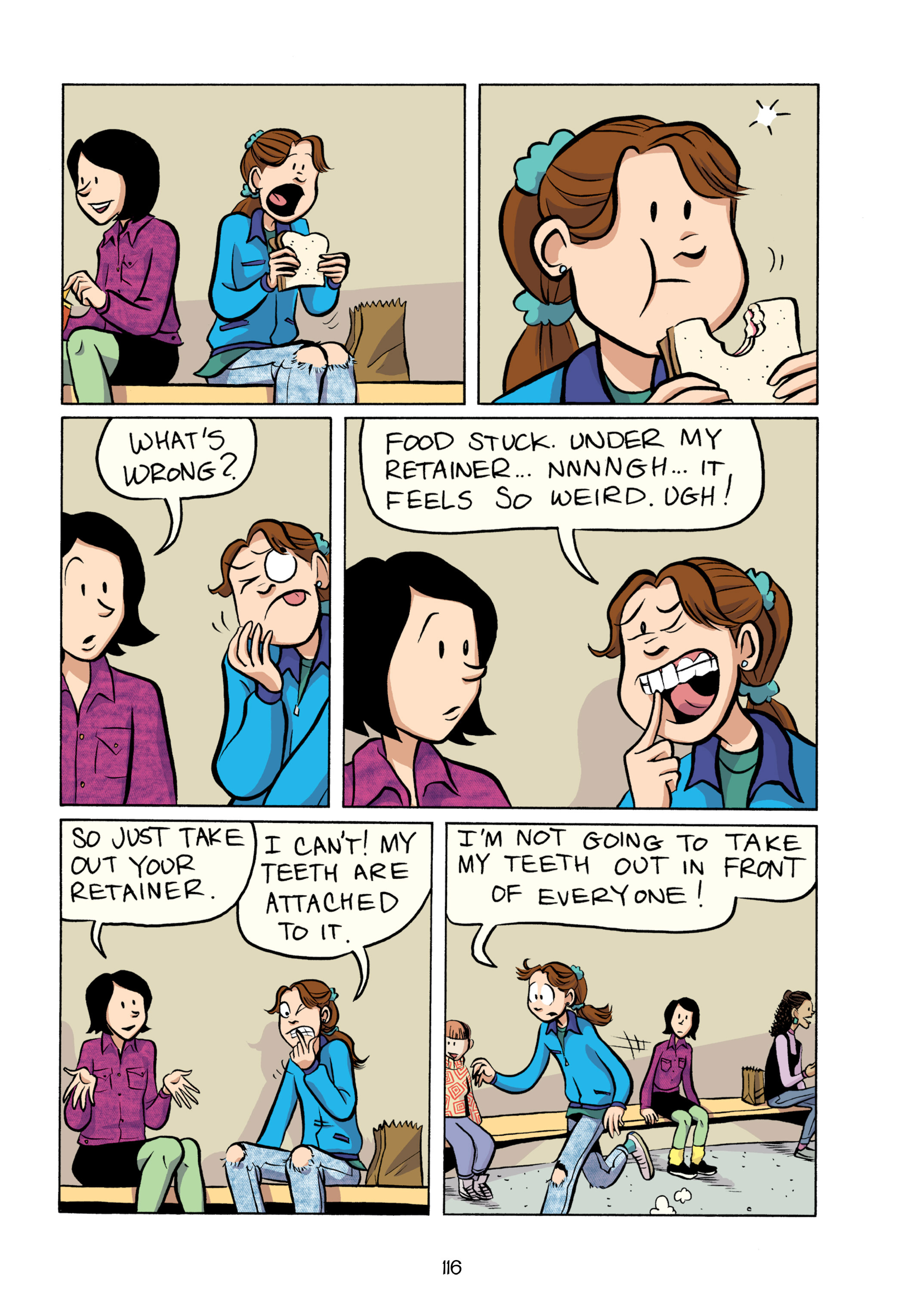 Read online Smile comic -  Issue # TPB - 122