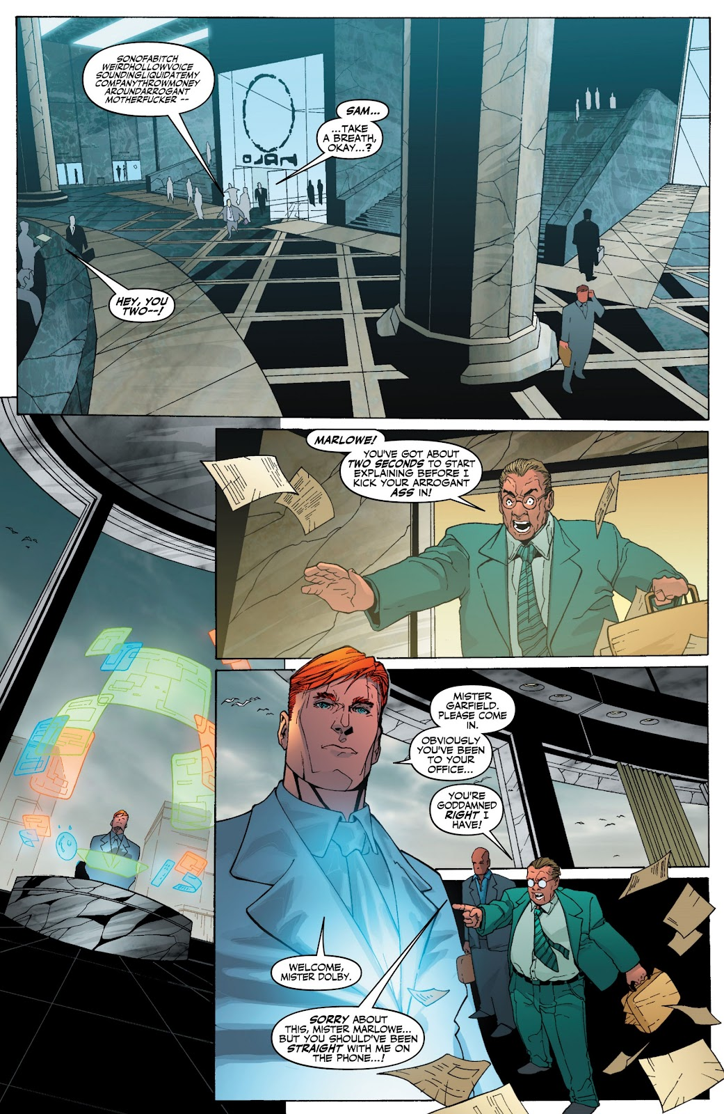 Wildcats Version 3.0 Issue #2 #2 - English 13