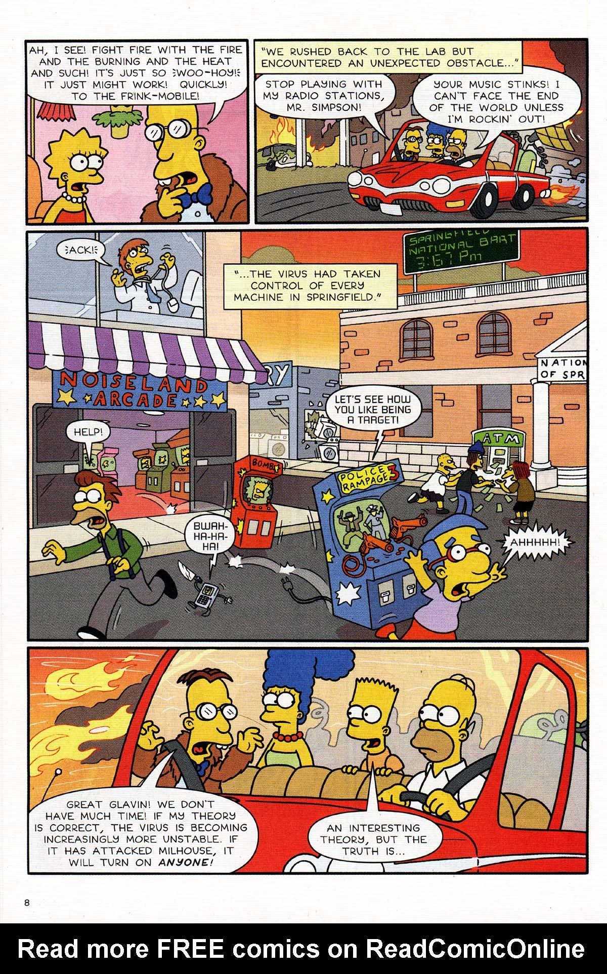 Read online Simpsons Comics Presents Bart Simpson comic -  Issue #15 - 10