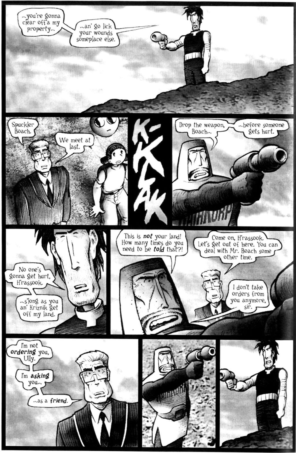 Read online Akiko comic -  Issue #Akiko _TPB 7 - 110