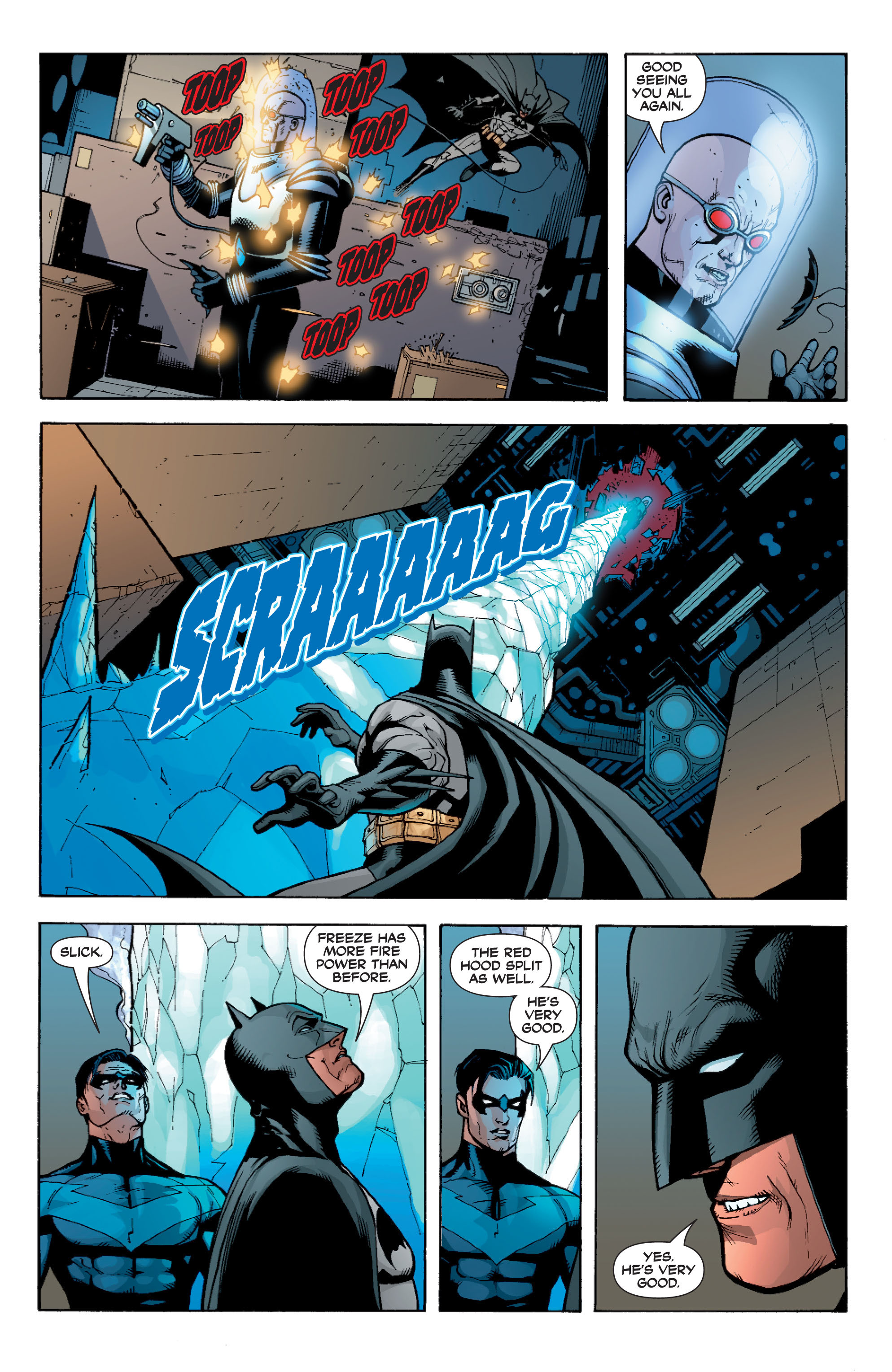 Read online Batman: Under The Red Hood comic -  Issue # Full - 96