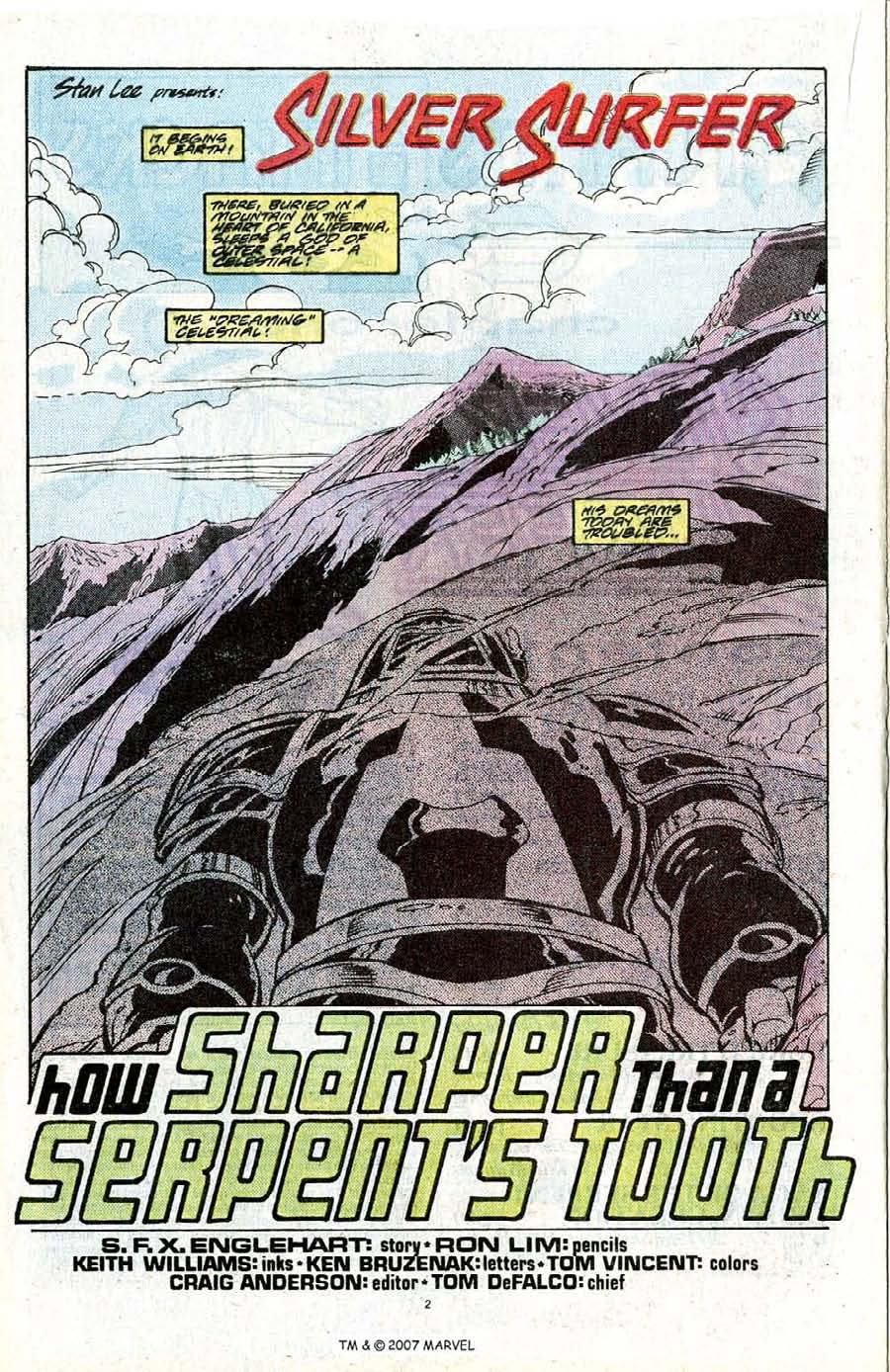 Read online Silver Surfer (1987) comic -  Issue # _Annual 2 - 4