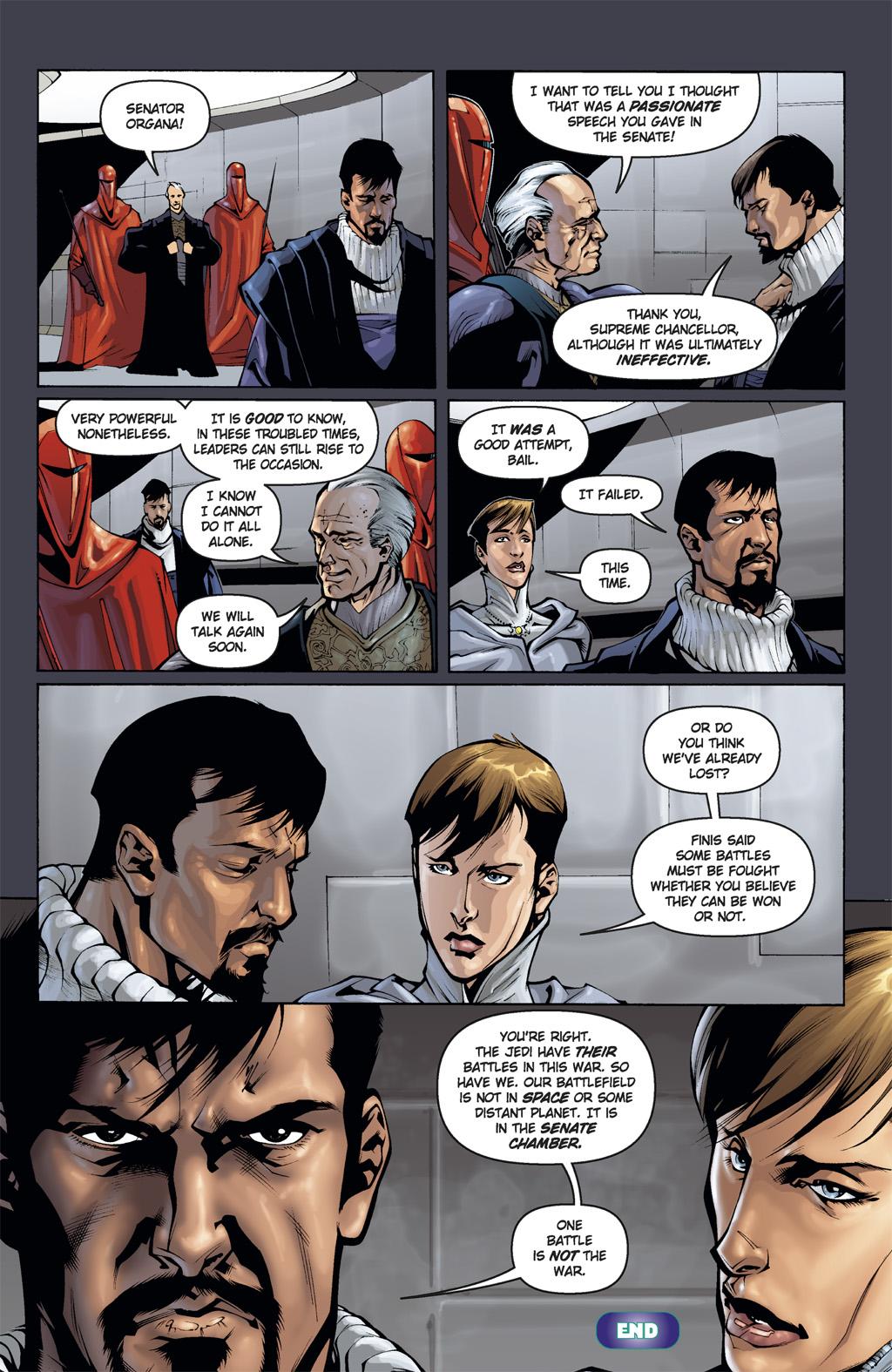 Star Wars: Republic 61 Page 24