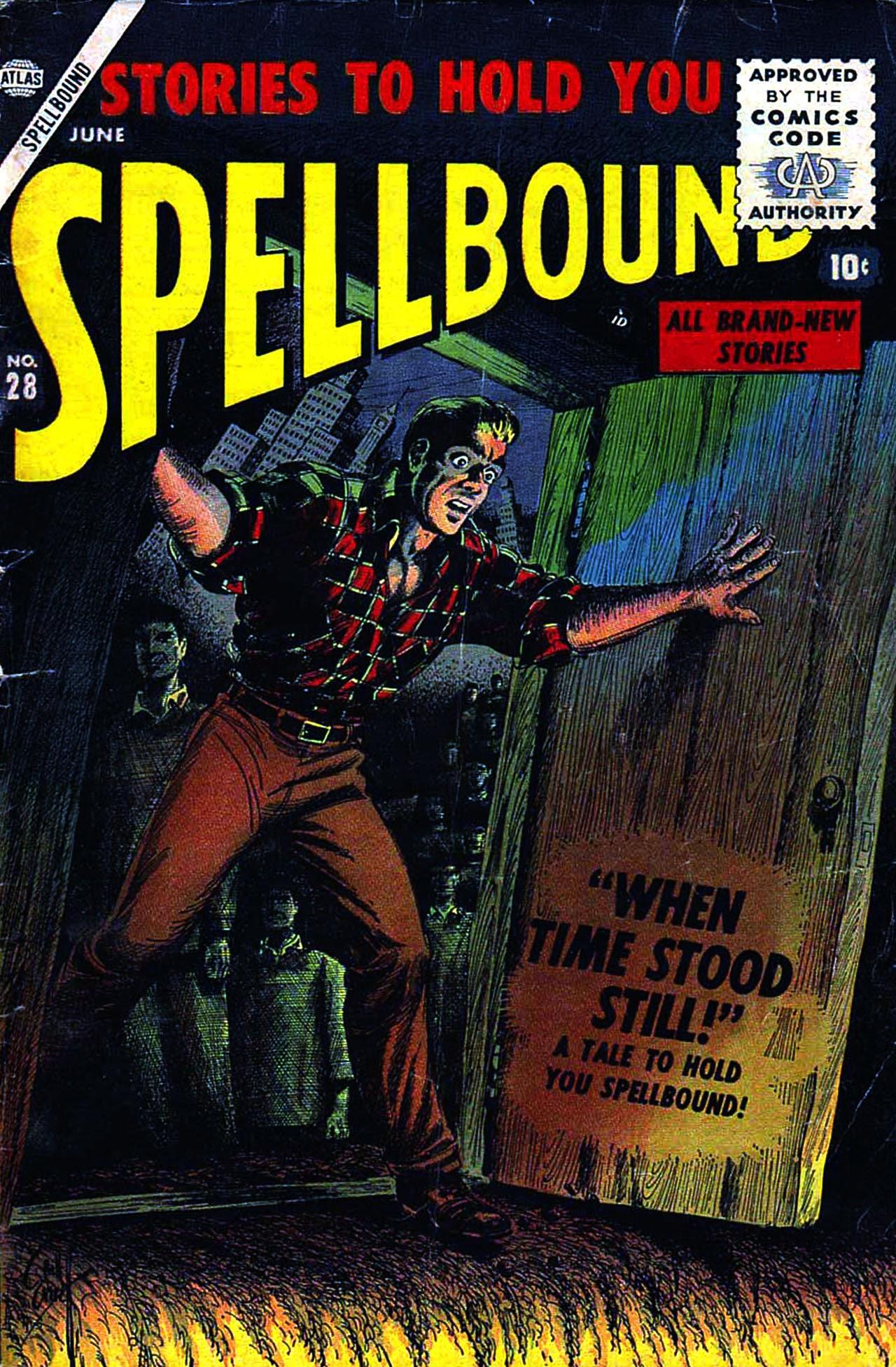 Spellbound (1952) 28 Page 1