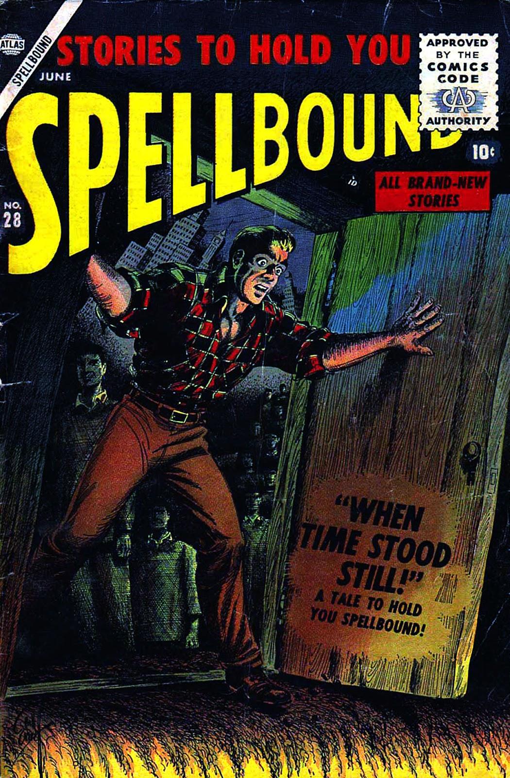 Spellbound (1952) issue 28 - Page 1