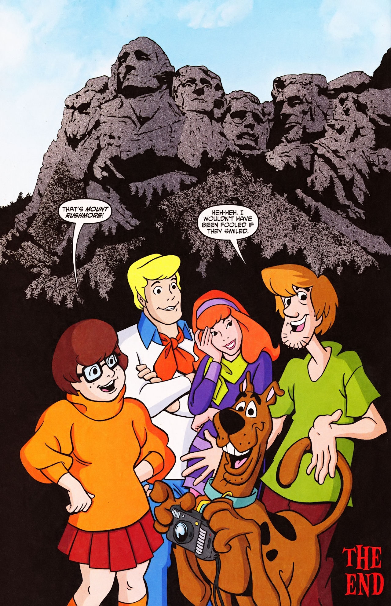 Read online Scooby-Doo (1997) comic -  Issue #142 - 13