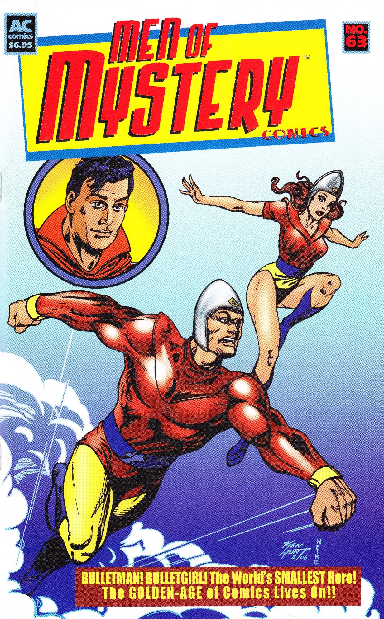 Read online Men of Mystery Comics comic -  Issue #63 - 1