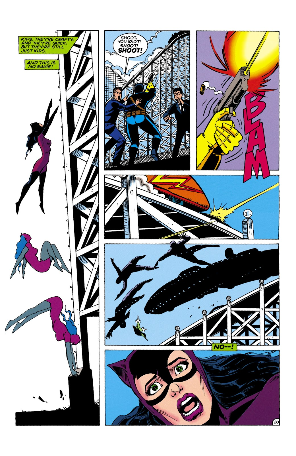 Catwoman (1993) Issue #9 #14 - English 21