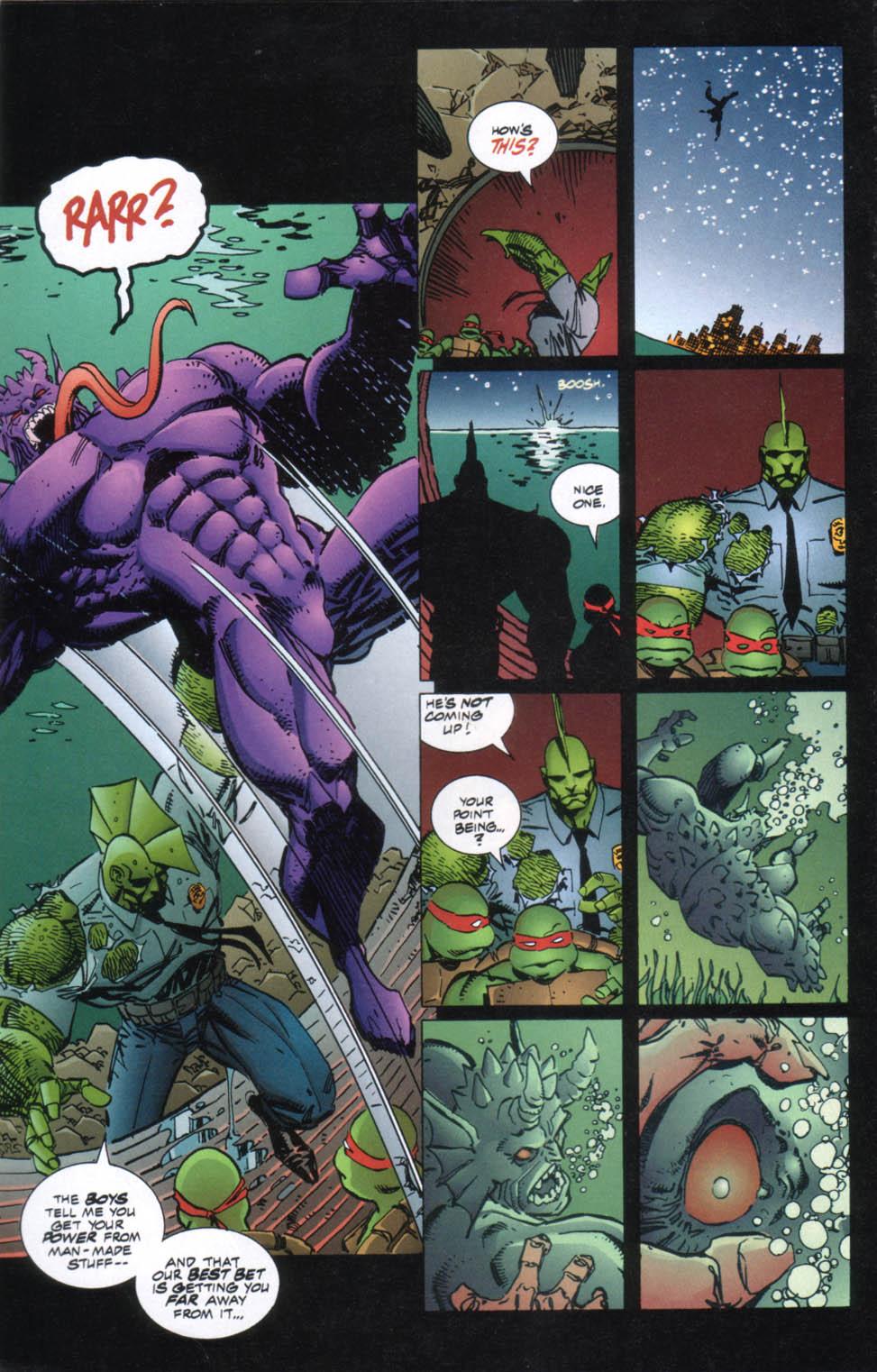 The Savage Dragon (1993) Issue #22 #25 - English 19