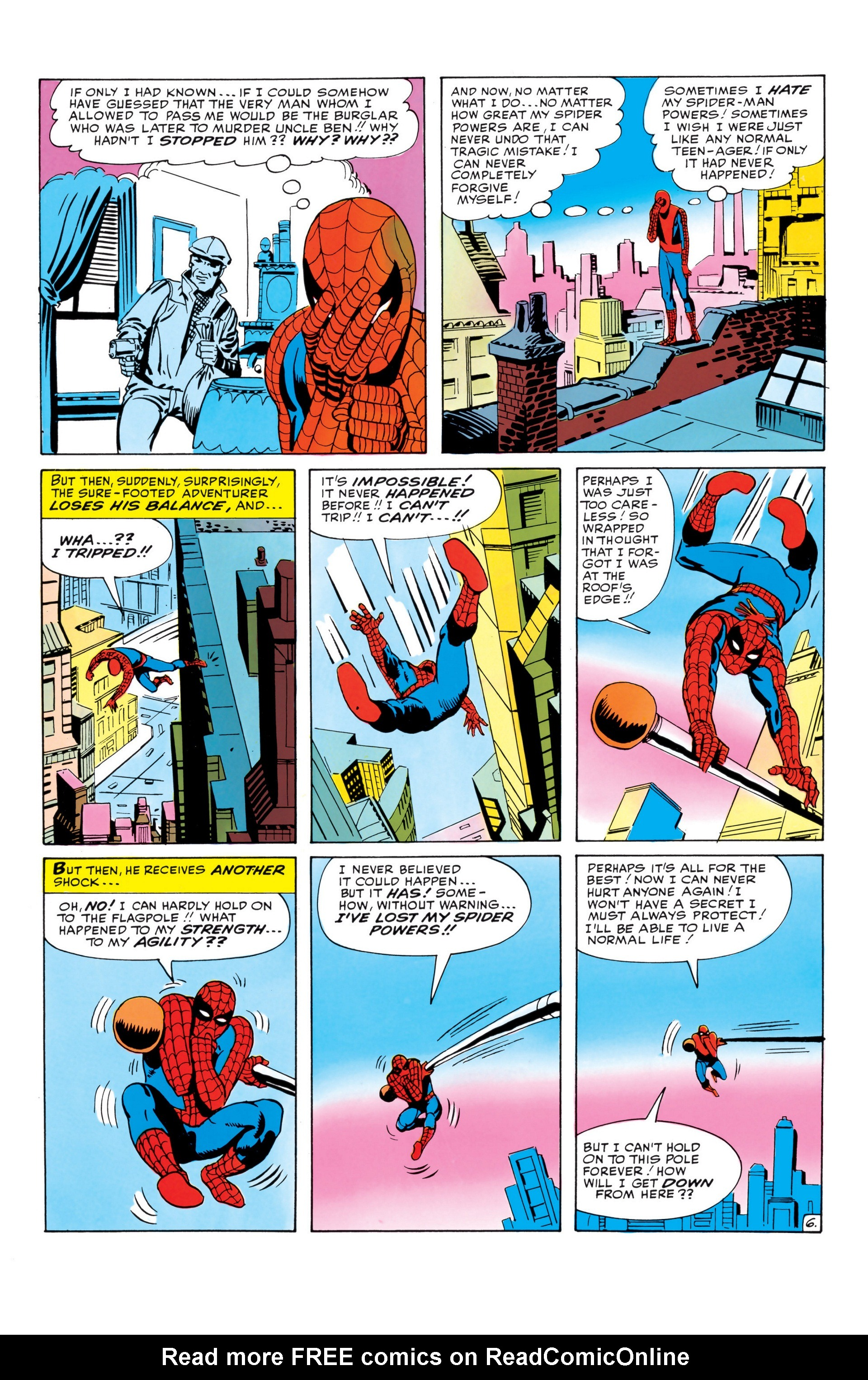 The Amazing Spider-Man (1963) _Annual_1 Page 6