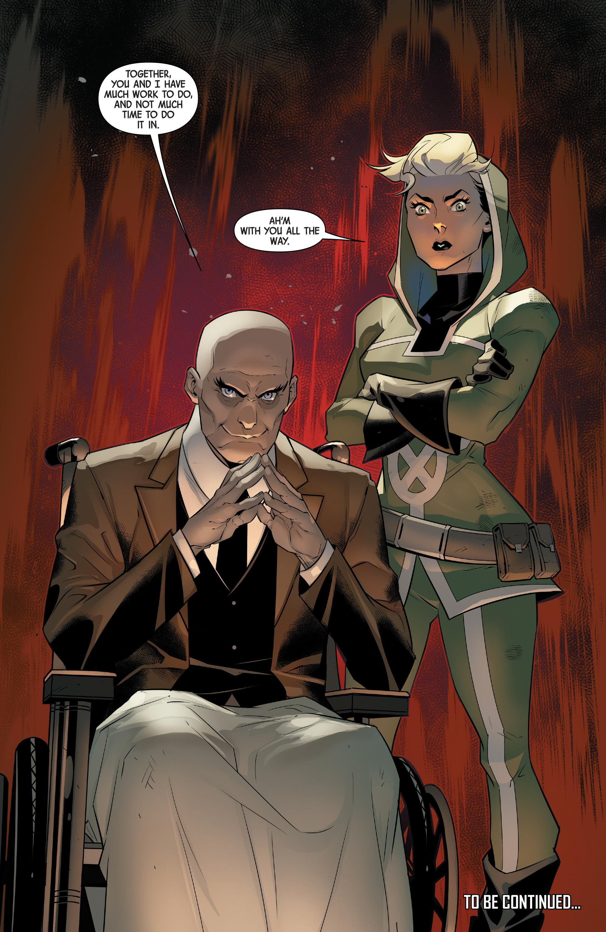 Read online Uncanny Avengers [II] comic -  Issue #18 - 22
