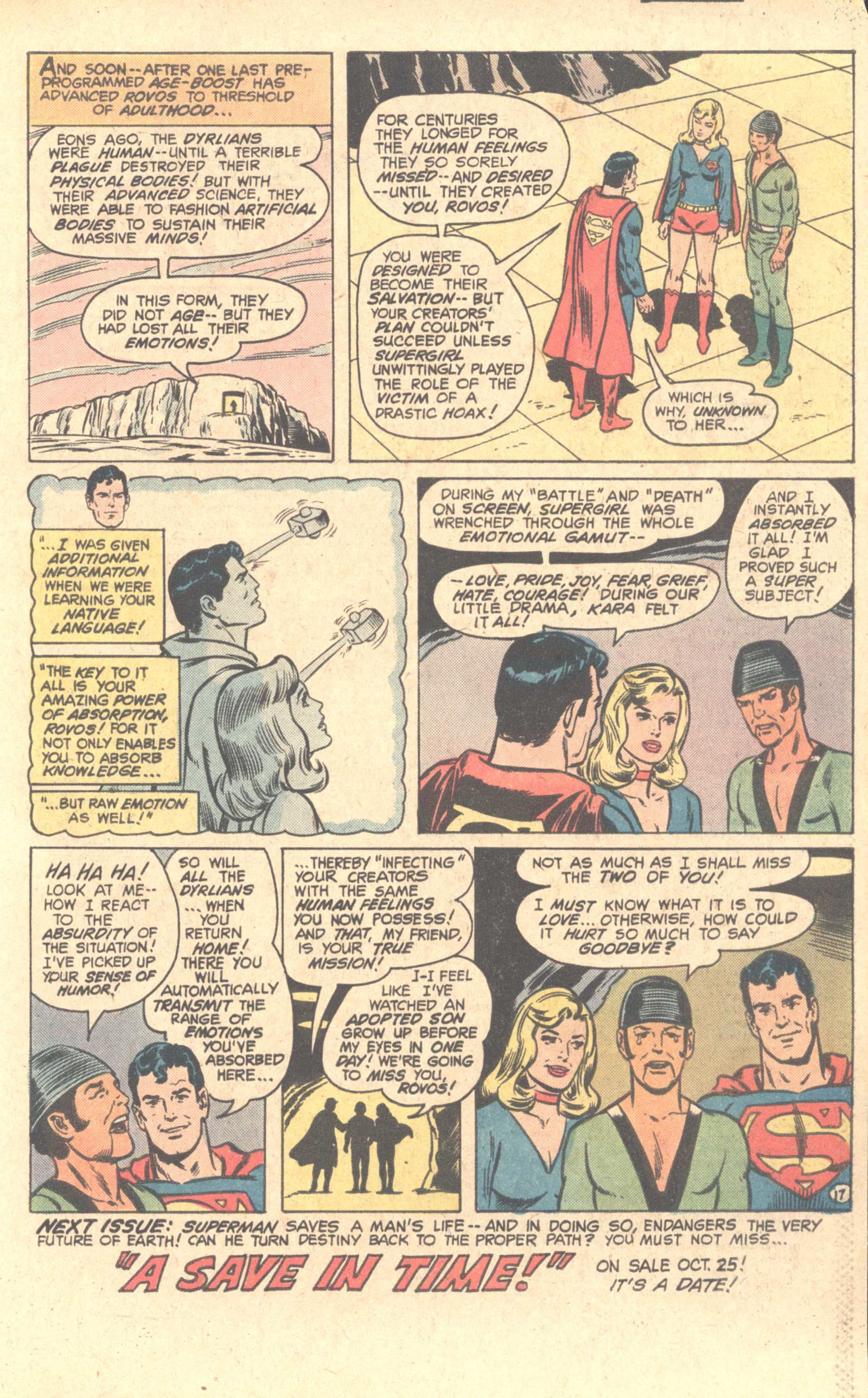 Read online Action Comics (1938) comic -  Issue #502 - 30
