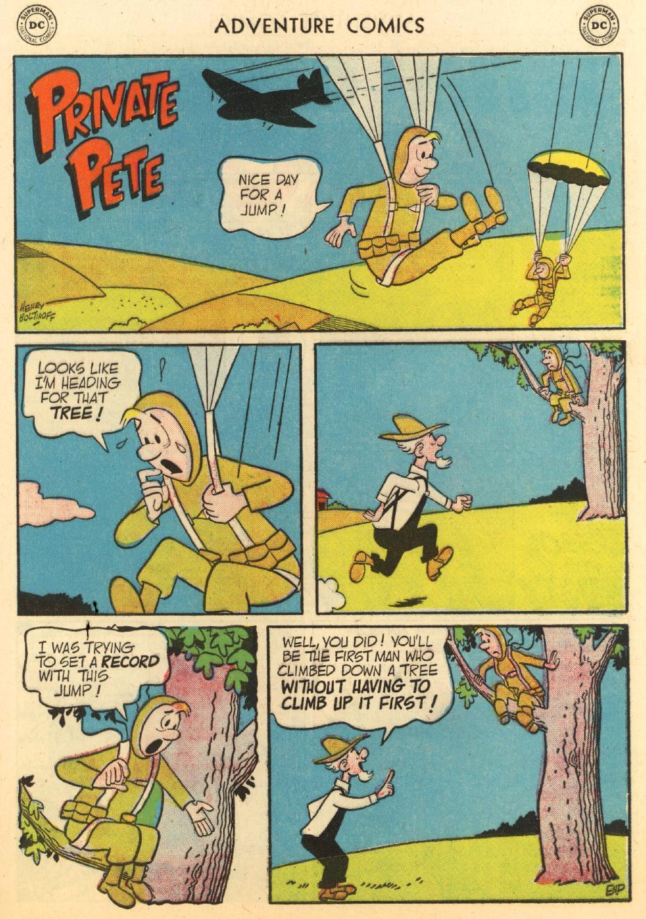 Read online Adventure Comics (1938) comic -  Issue #233 - 27
