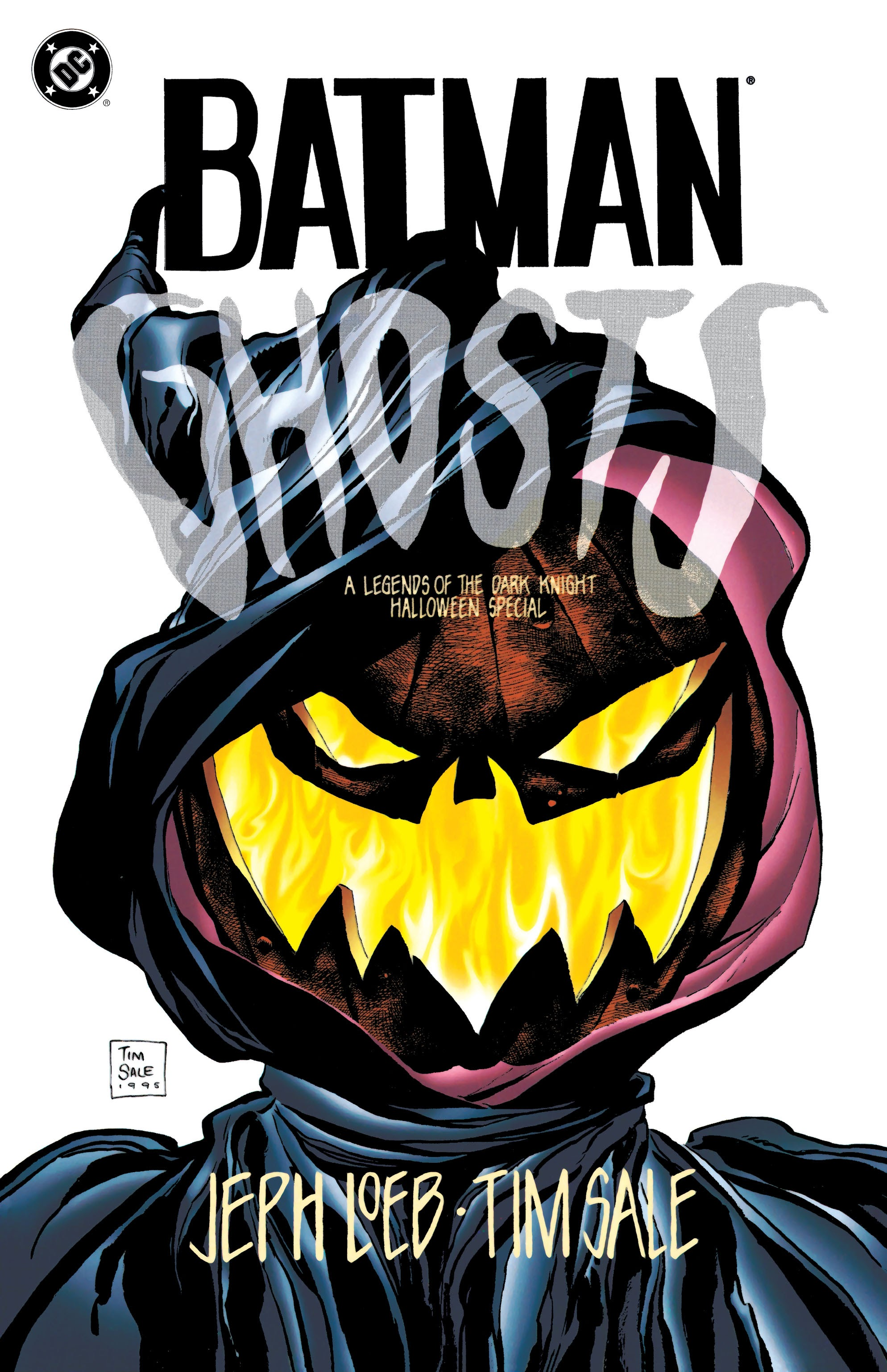 Batman: Legends of the Dark Knight Halloween Special Ghosts Page 1