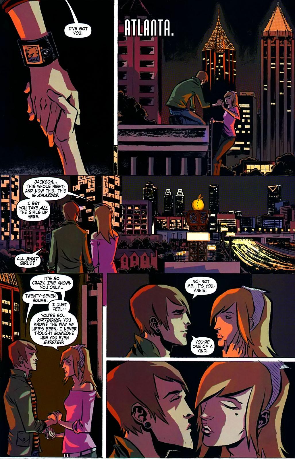 Read online Amazing Fantasy (2004) comic -  Issue #15 - 43