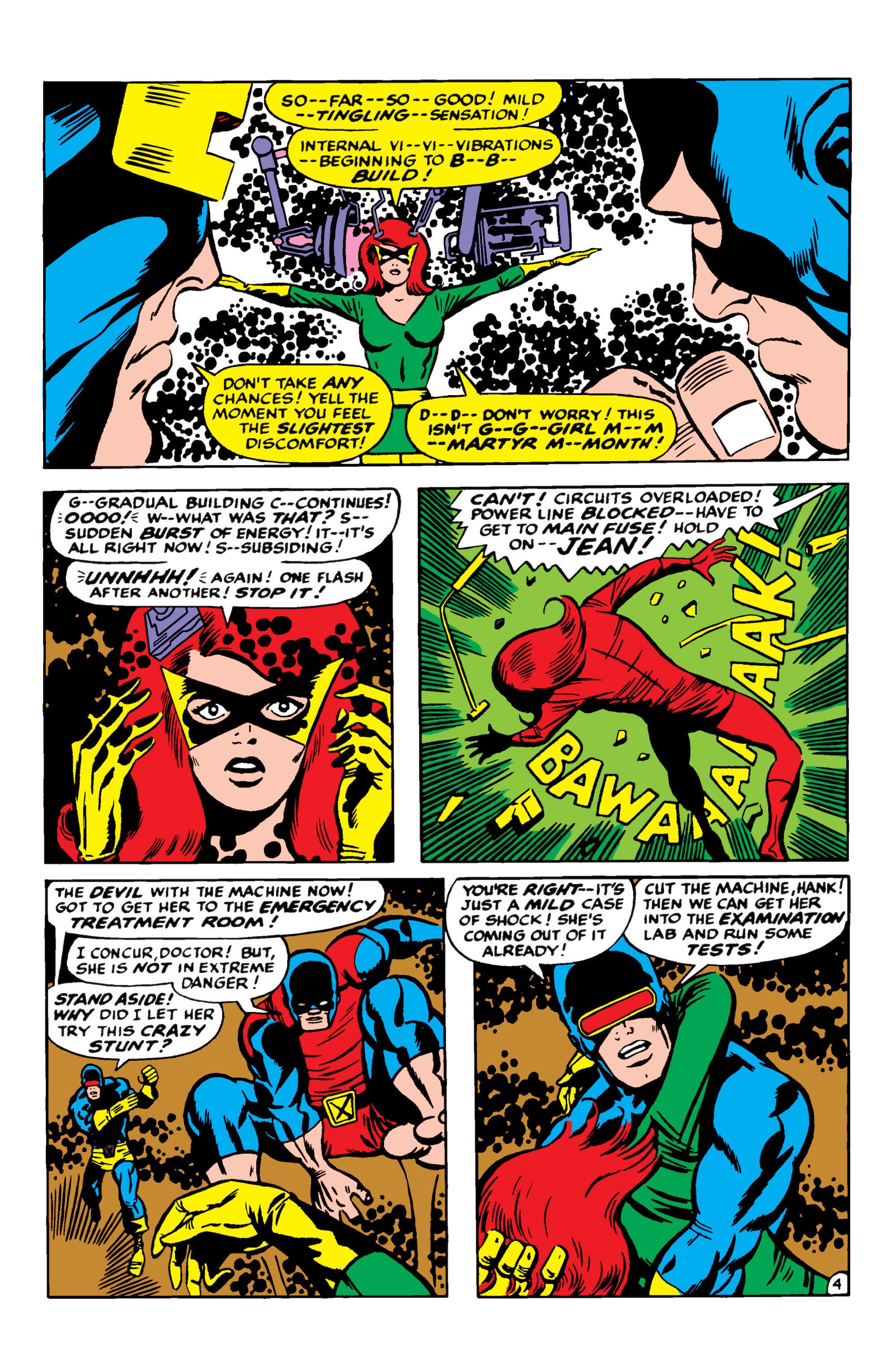 Uncanny X-Men (1963) 53 Page 4
