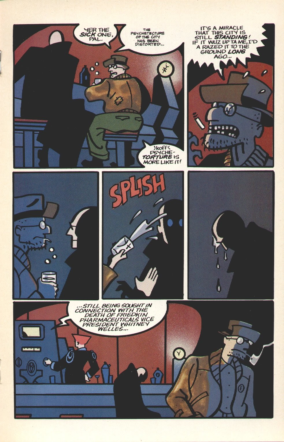 Mister X issue 11 - Page 17
