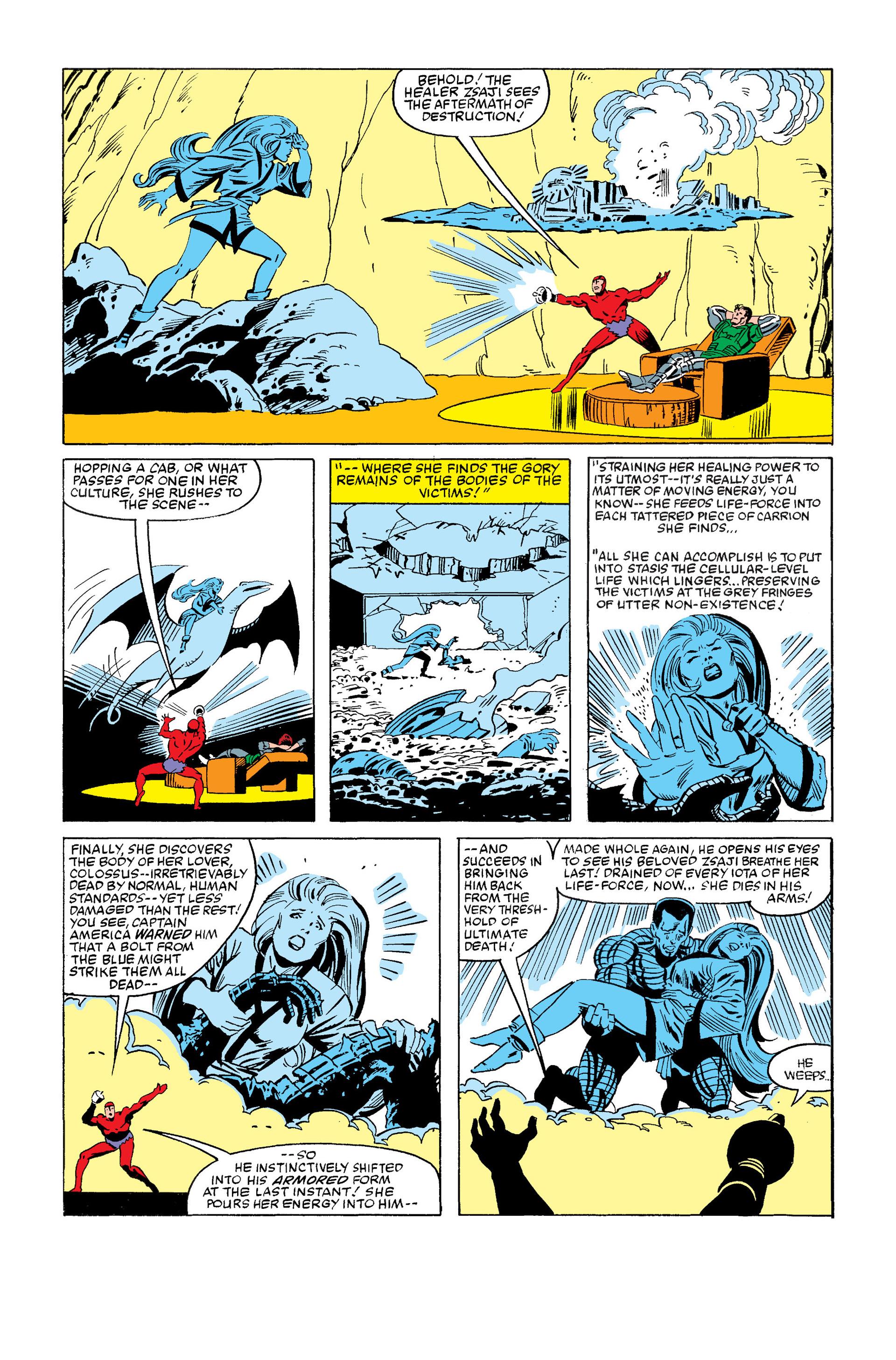Read online Secret Wars (1985) comic -  Issue #12 - 16