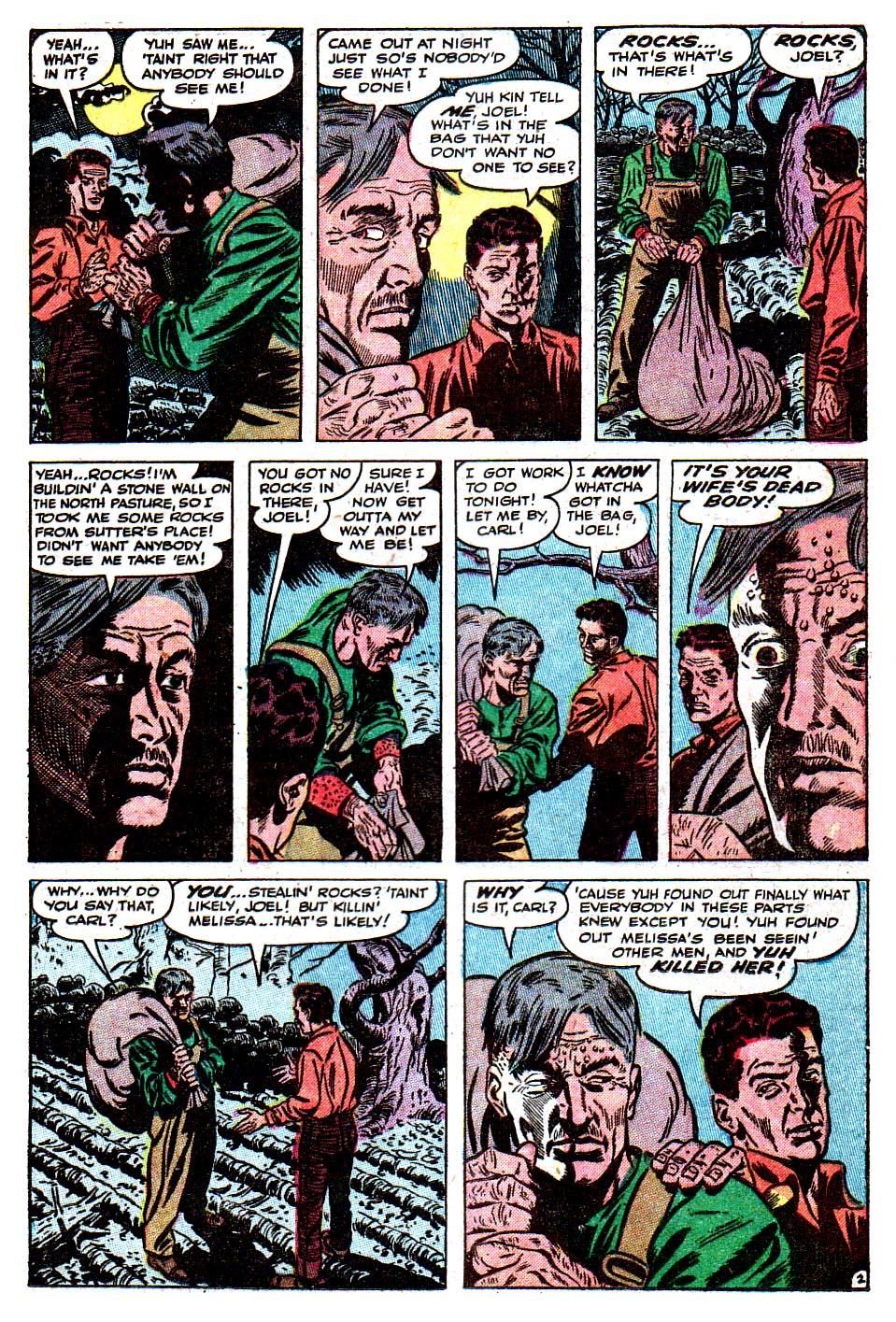 Read online Adventures into Weird Worlds comic -  Issue #28 - 8