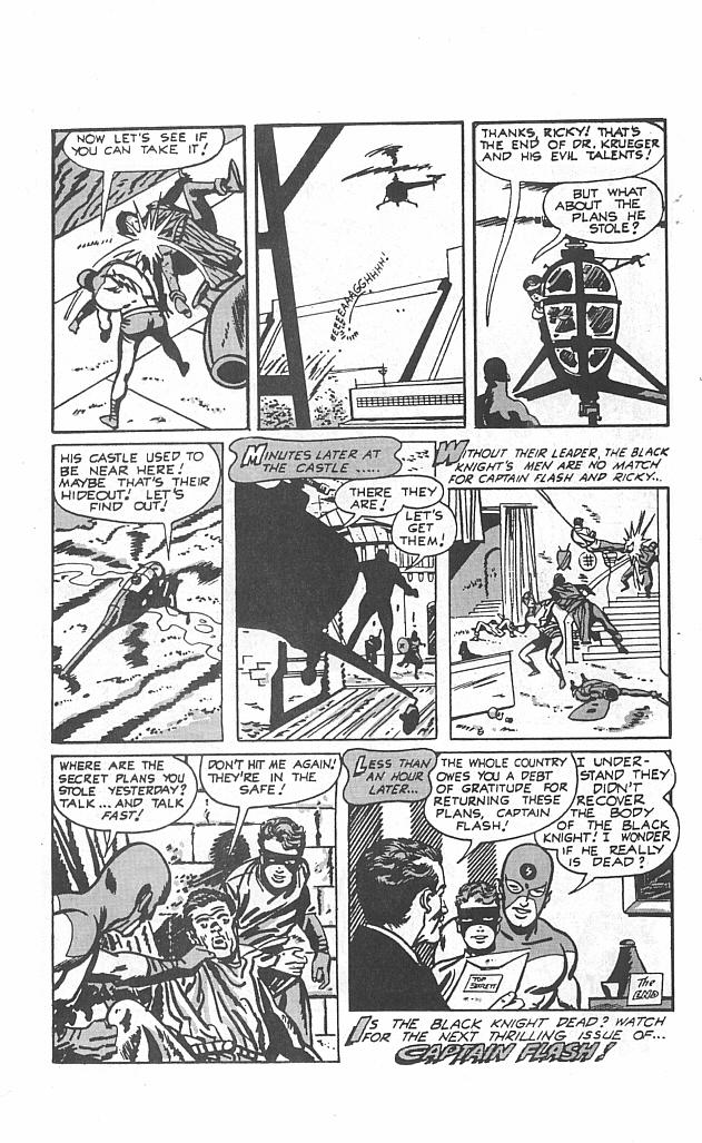 Read online Golden-Age Men of Mystery comic -  Issue #4 - 9