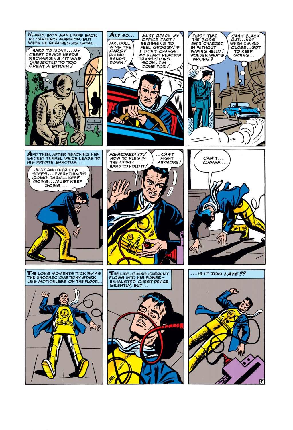 Tales of Suspense (1959) issue 48 - Page 6