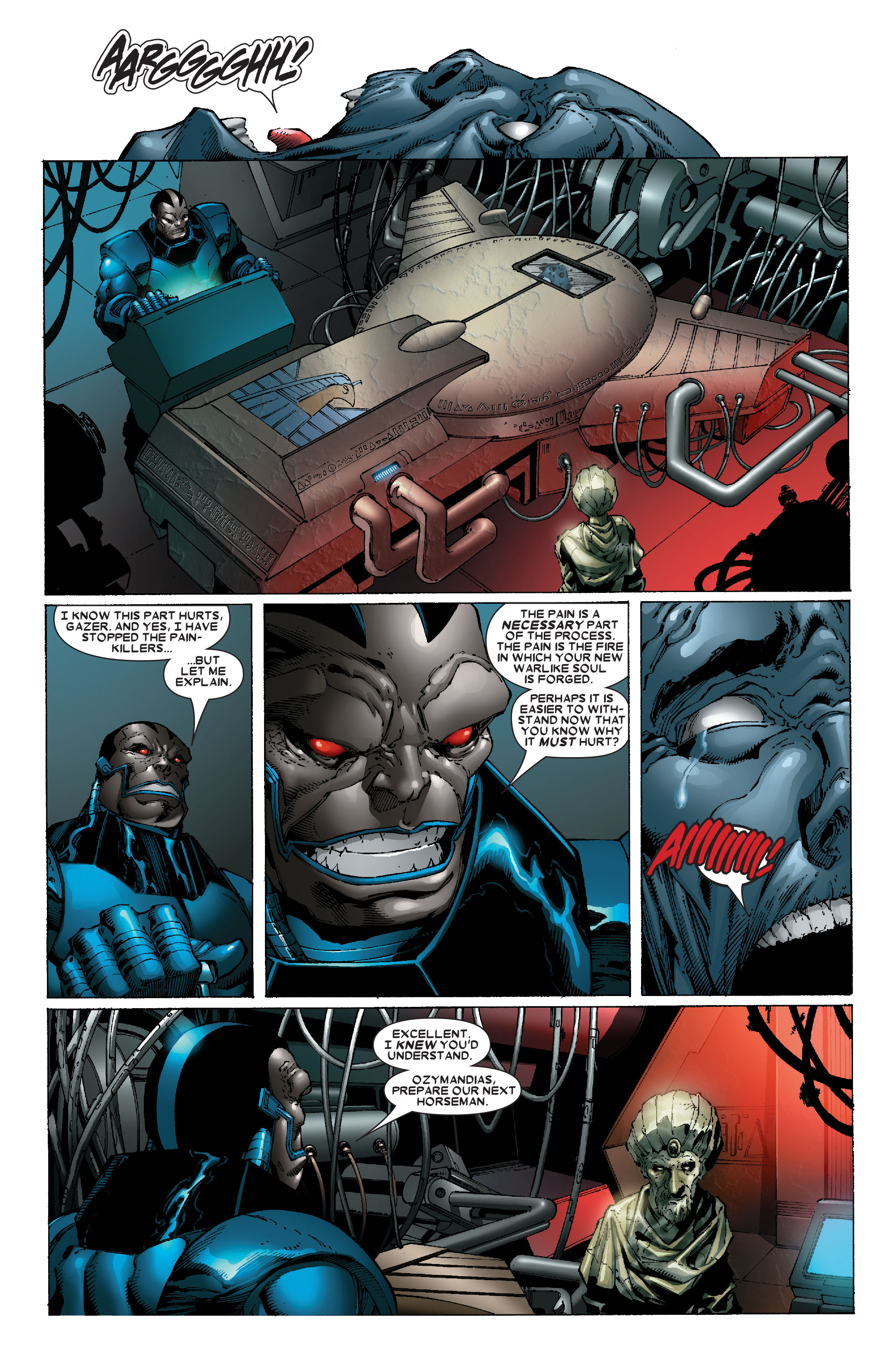 X-Men (1991) 182 Page 23