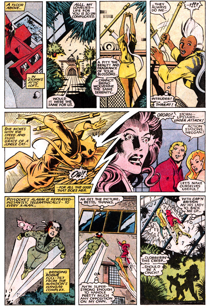 Uncanny X-Men (1963) issue _Annual_11 - Page 7