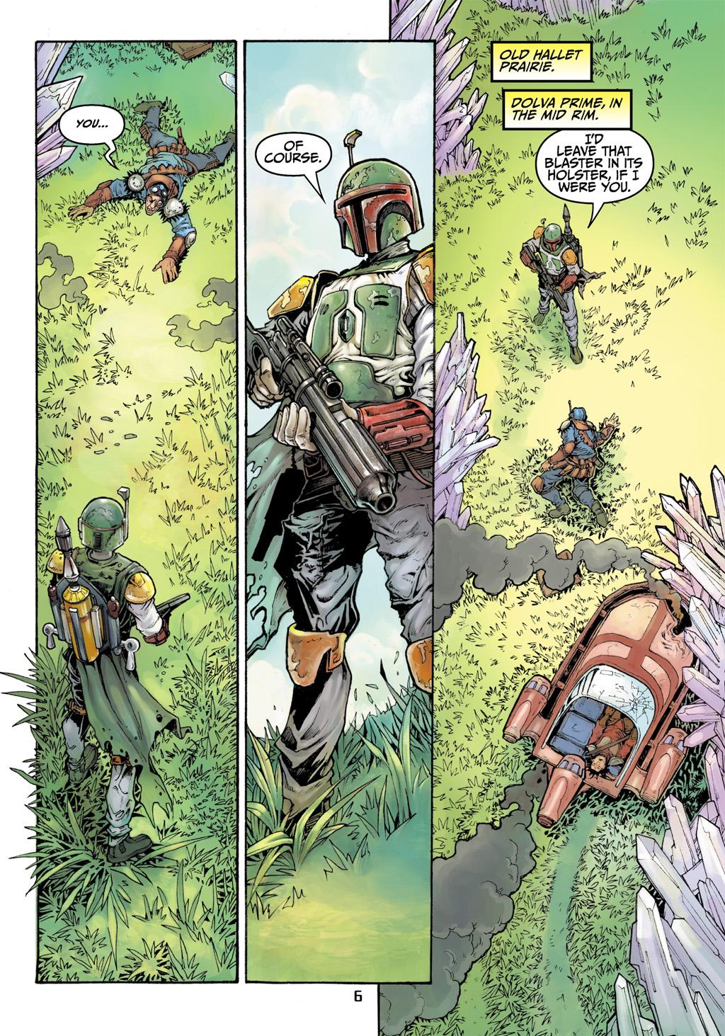 Read online Star Wars Omnibus comic -  Issue # Vol. 33 - 324