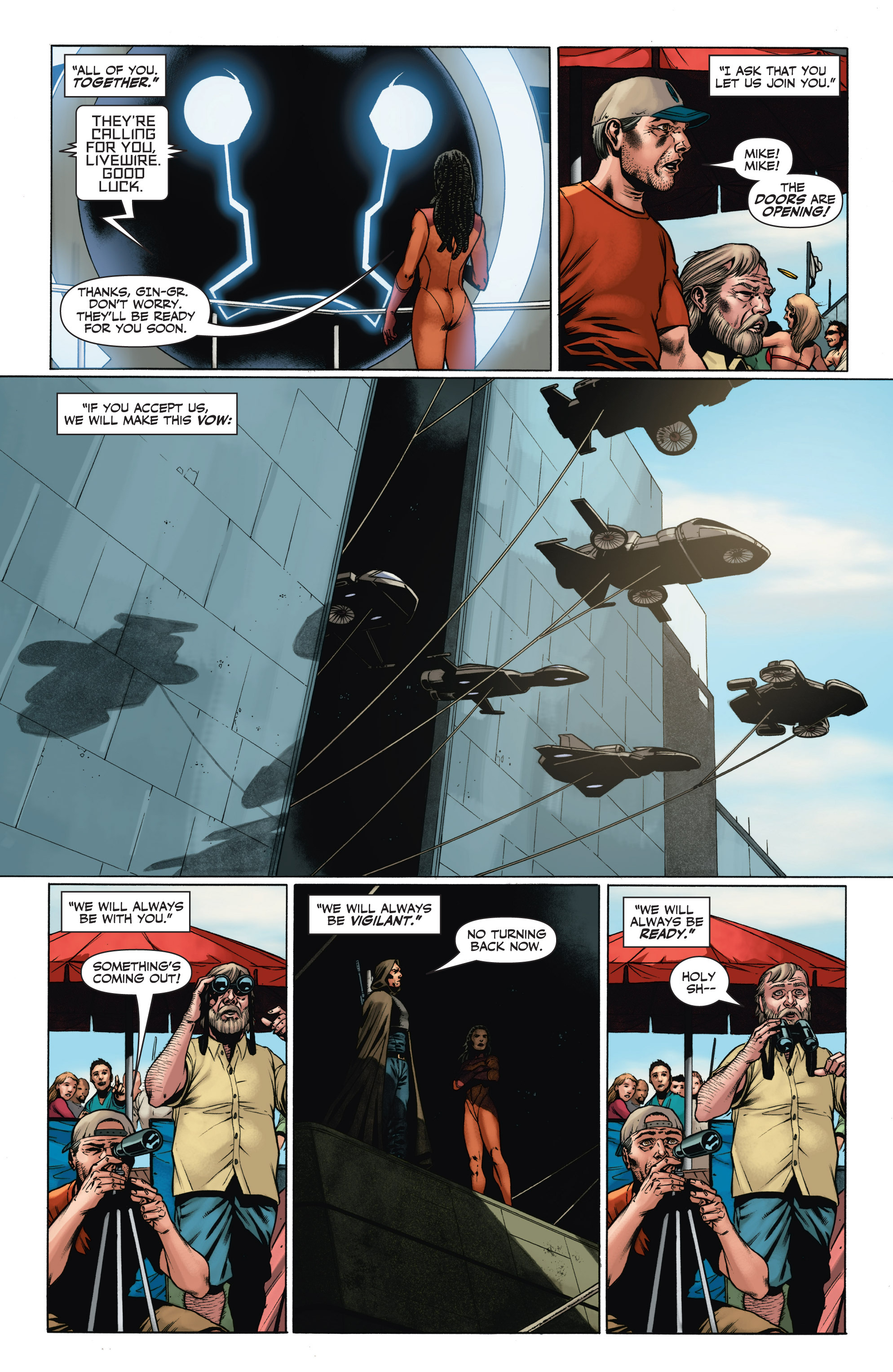Read online Armor Hunters: Aftermath comic -  Issue # Full - 22