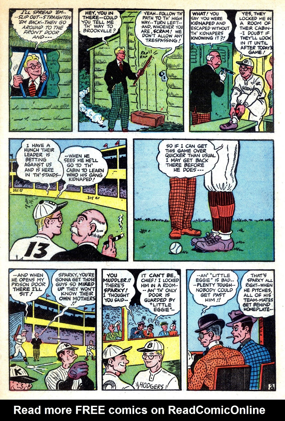 Sparky Watts issue 4 - Page 39