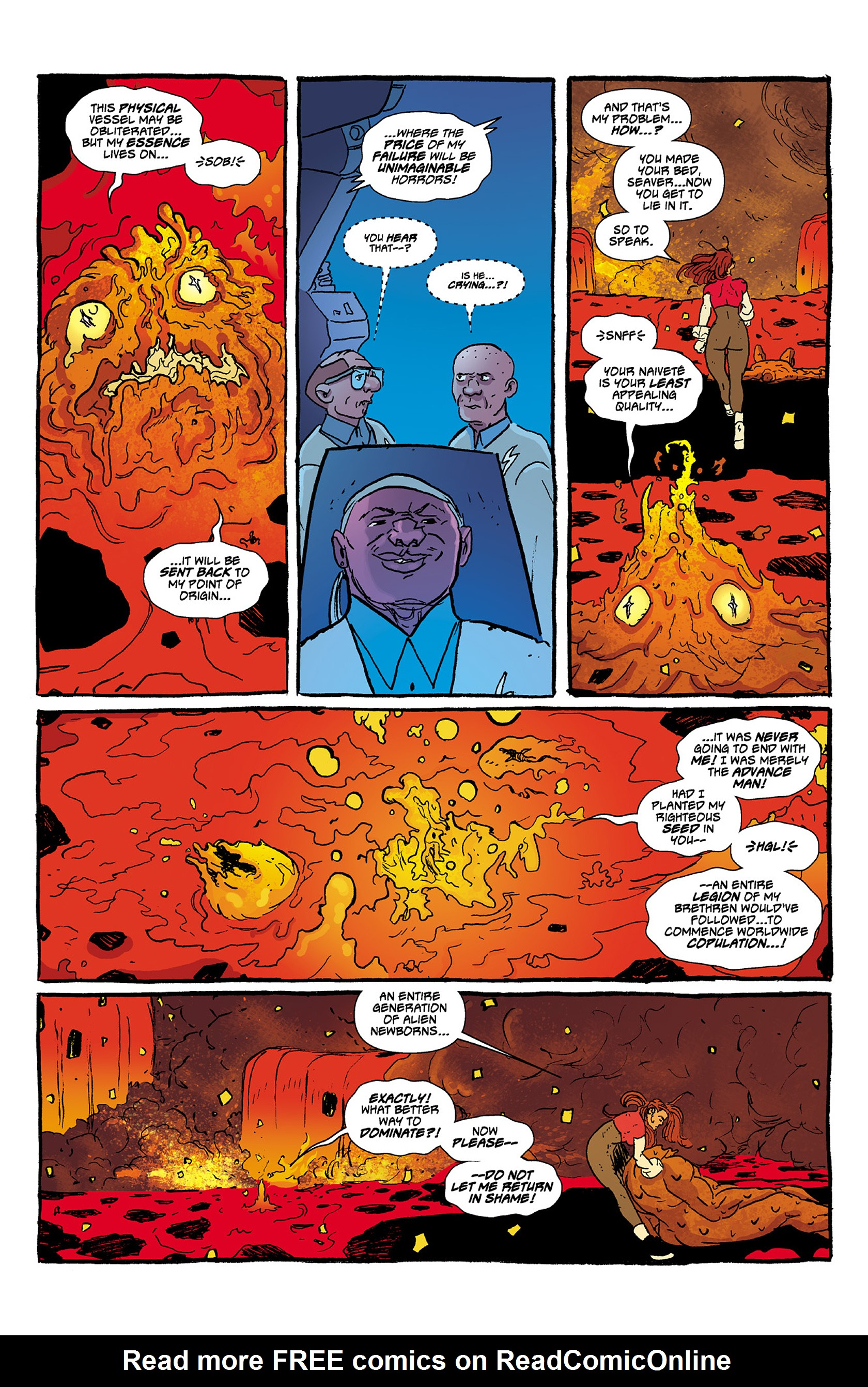 Read online Catalyst Comix comic -  Issue #6 - 15