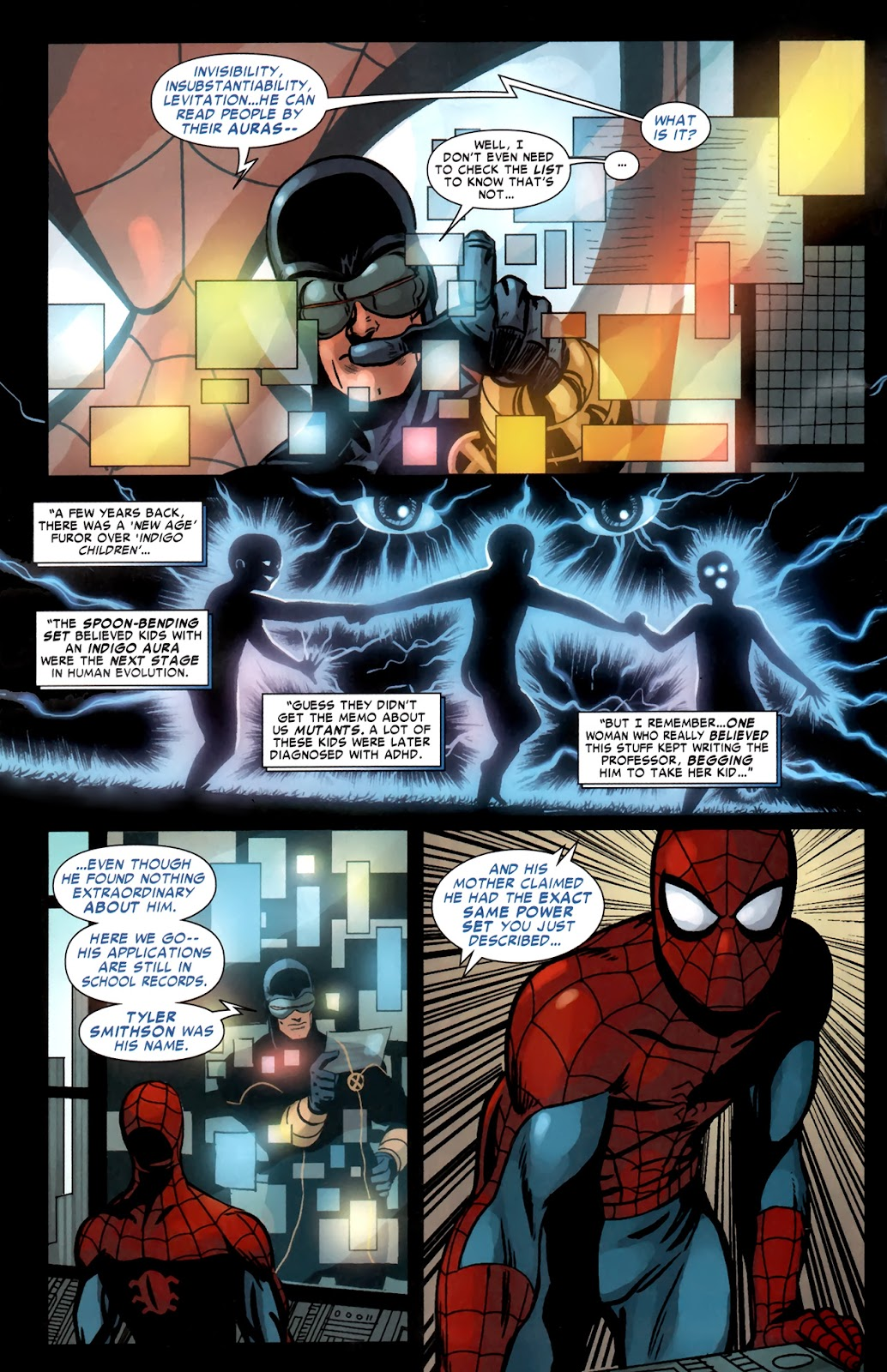 Web of Spider-Man (2009) Issue #9 #9 - English 19