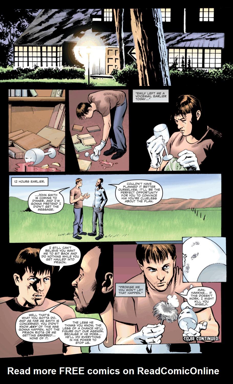 Read online Jericho Season 4 comic -  Issue #2 - 24