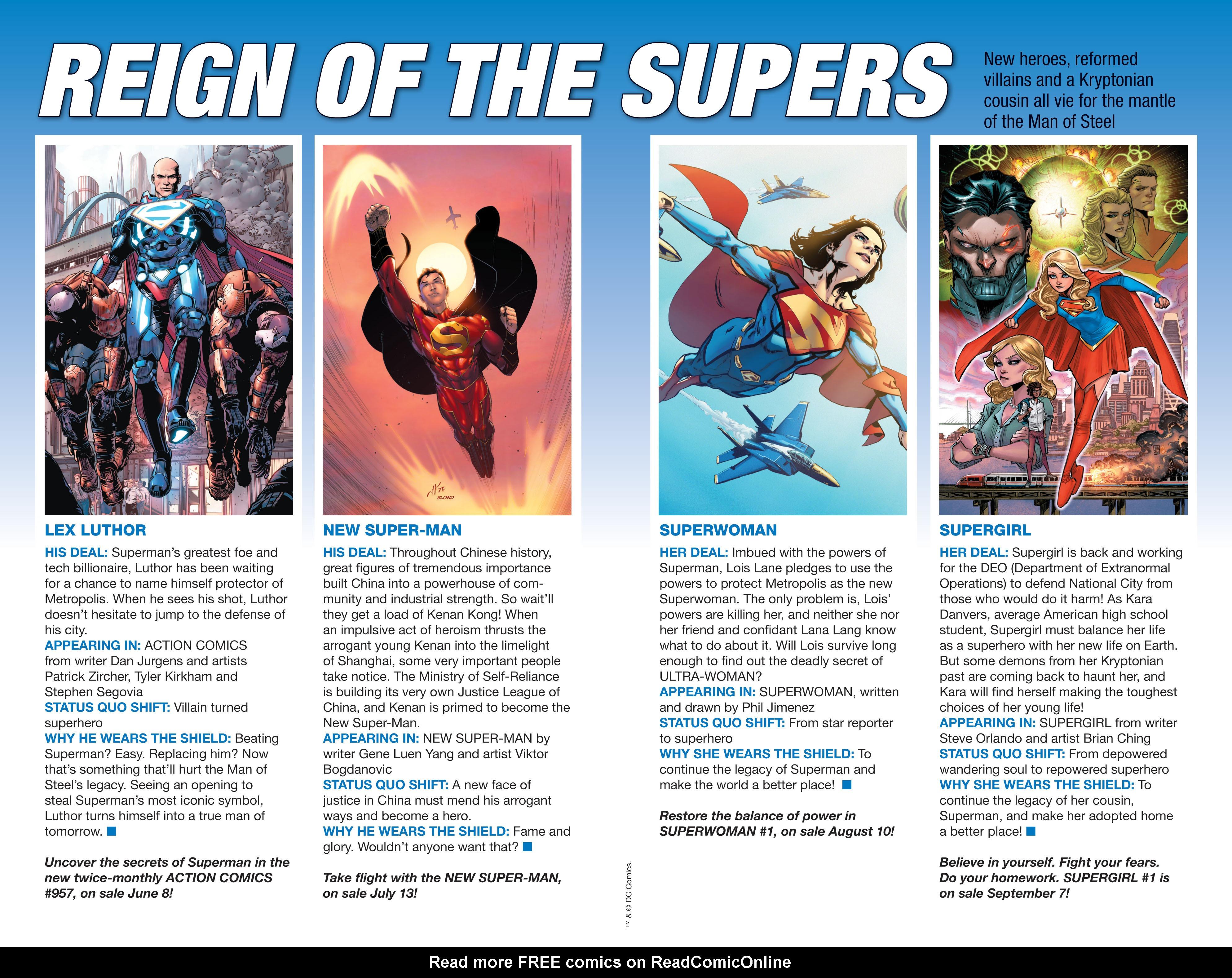 Read online Wonder Woman: Rebirth comic -  Issue # Full - 23