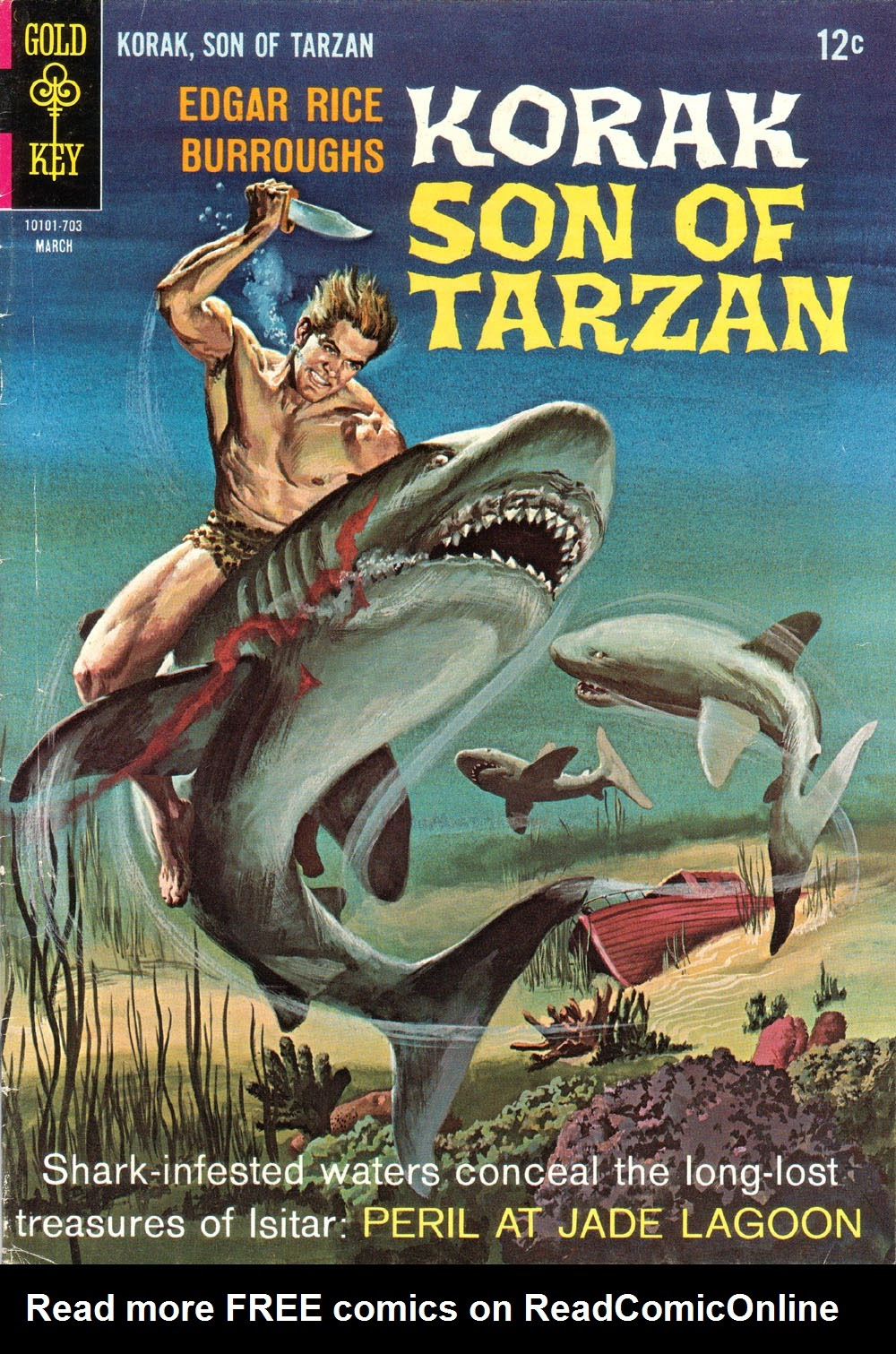Korak, Son of Tarzan (1964) issue 16 - Page 1