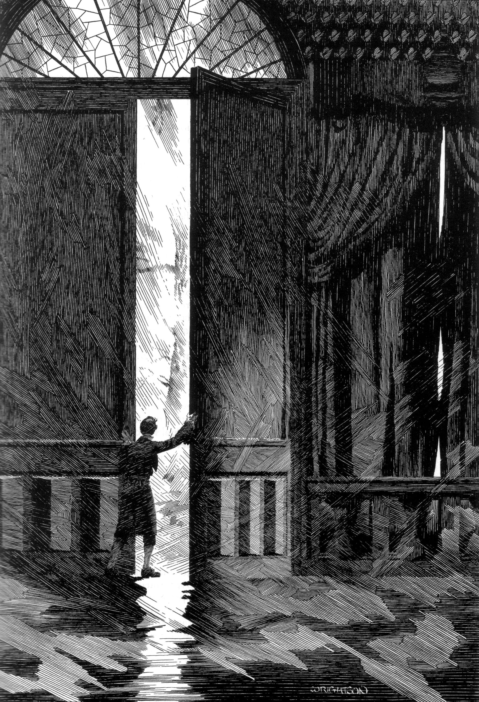 Read online Bernie Wrightson's Frankenstein comic -  Issue # Full - 7