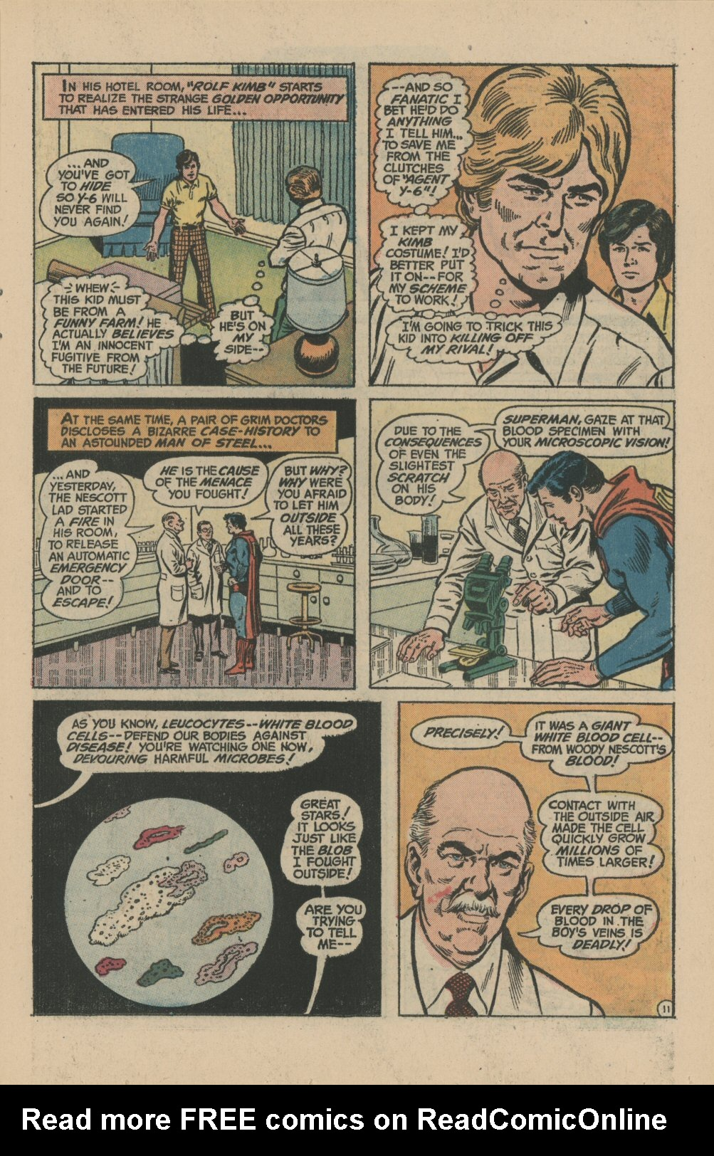 Read online Action Comics (1938) comic -  Issue #422 - 15