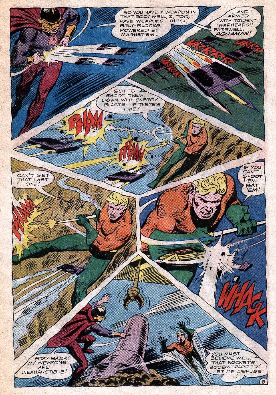 Read online Aquaman (1962) comic -  Issue #32 - 26